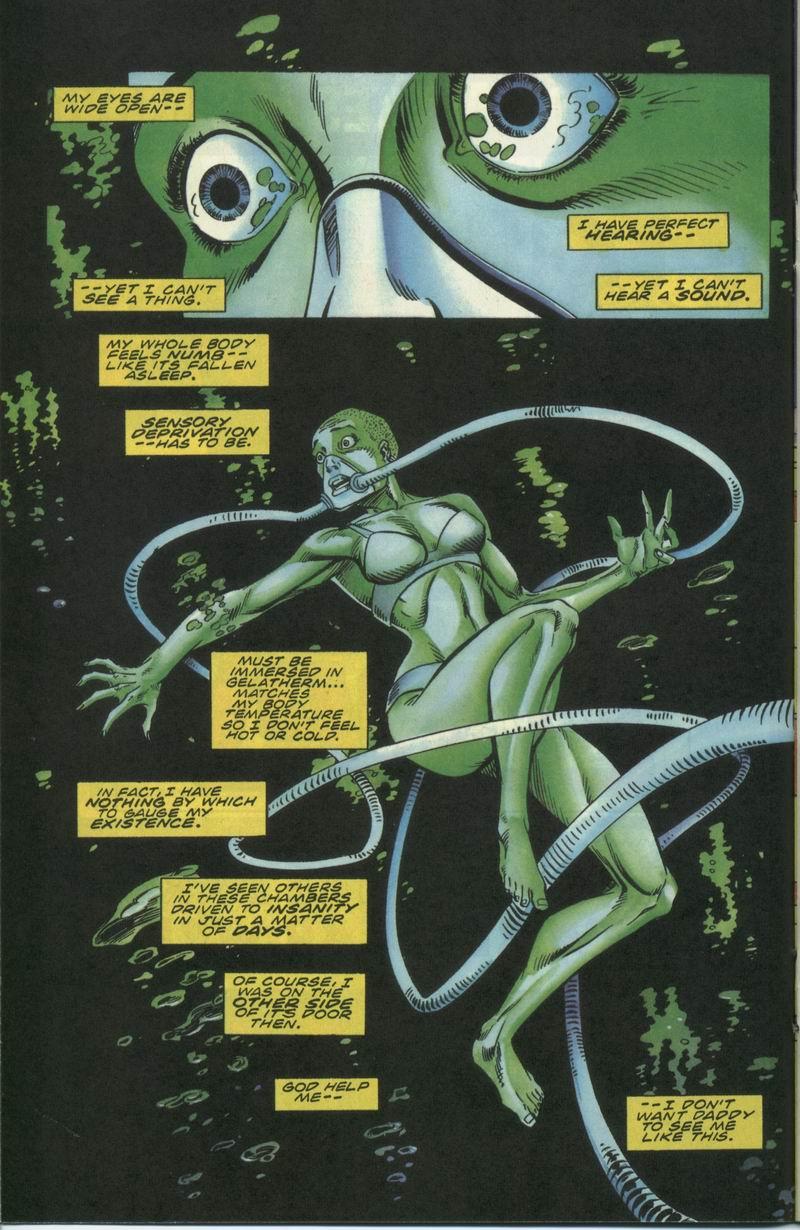 Read online Secret Weapons comic -  Issue #16 - 12