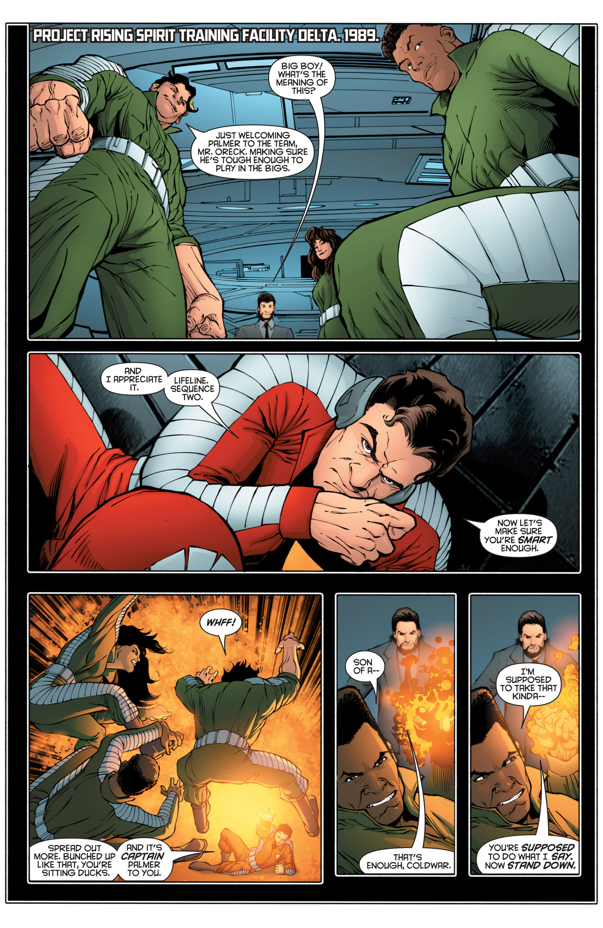 Read online Bloodshot and H.A.R.D.Corps comic -  Issue #18 - 18
