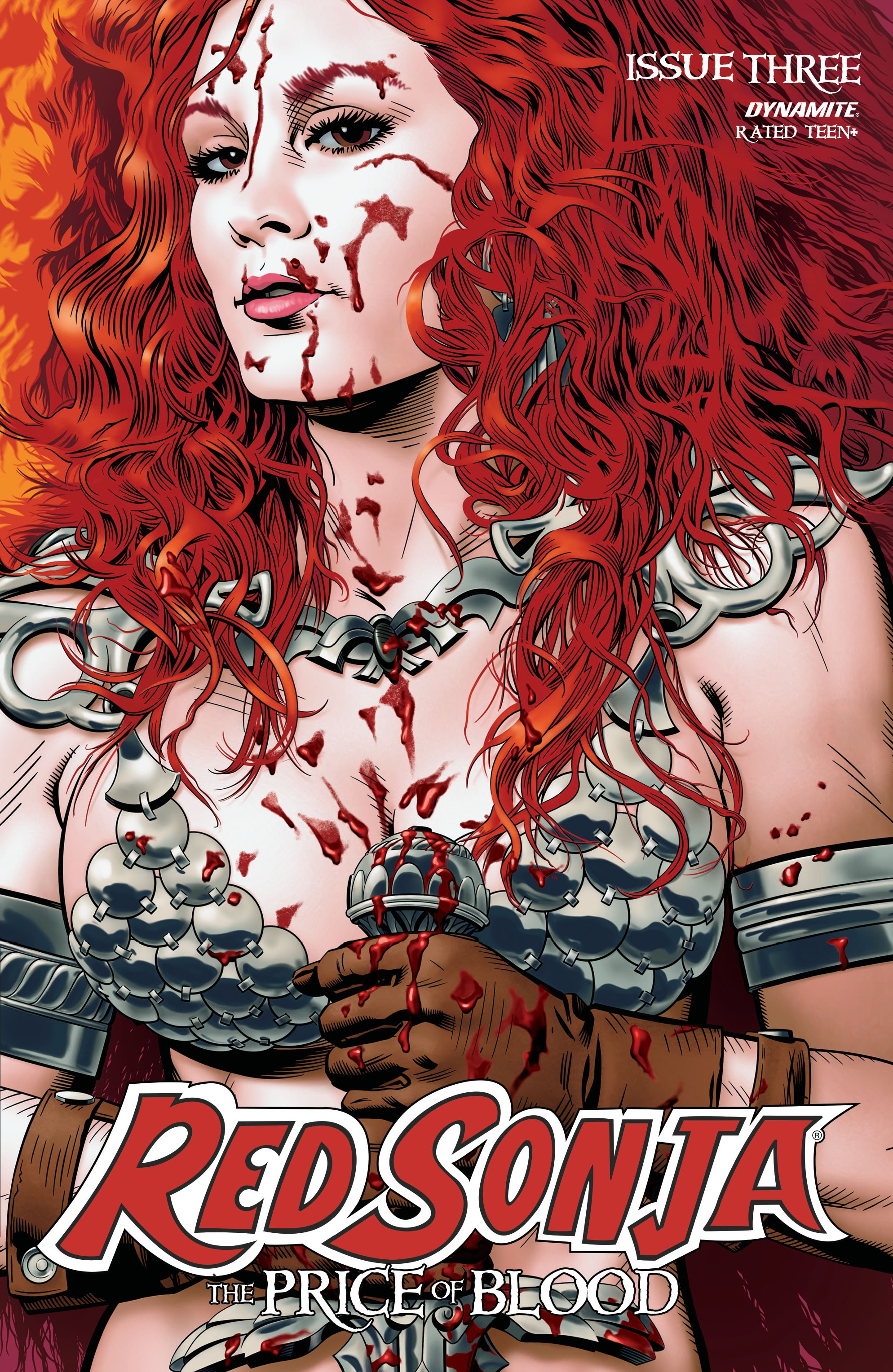 Red Sonja: The Price of Blood 3 Page 2