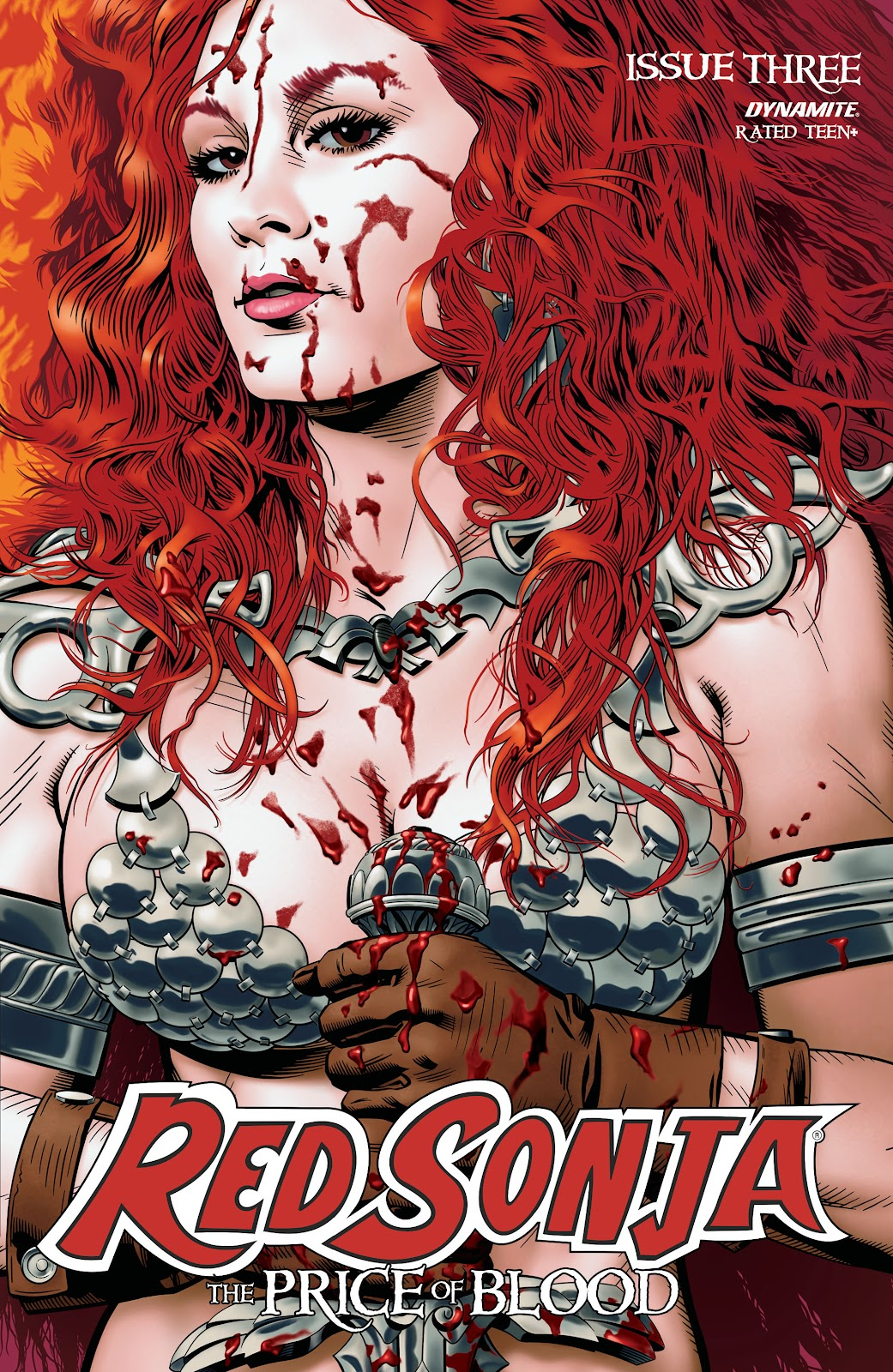 Red Sonja: The Price of Blood issue 3 - Page 2