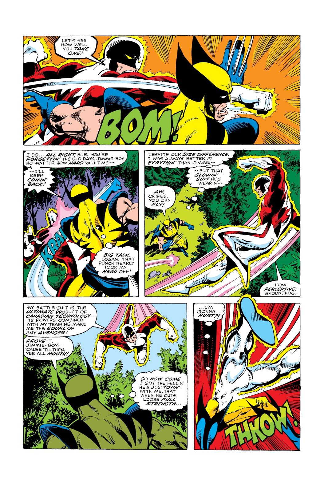 Uncanny X-Men (1963) issue 109 - Page 13