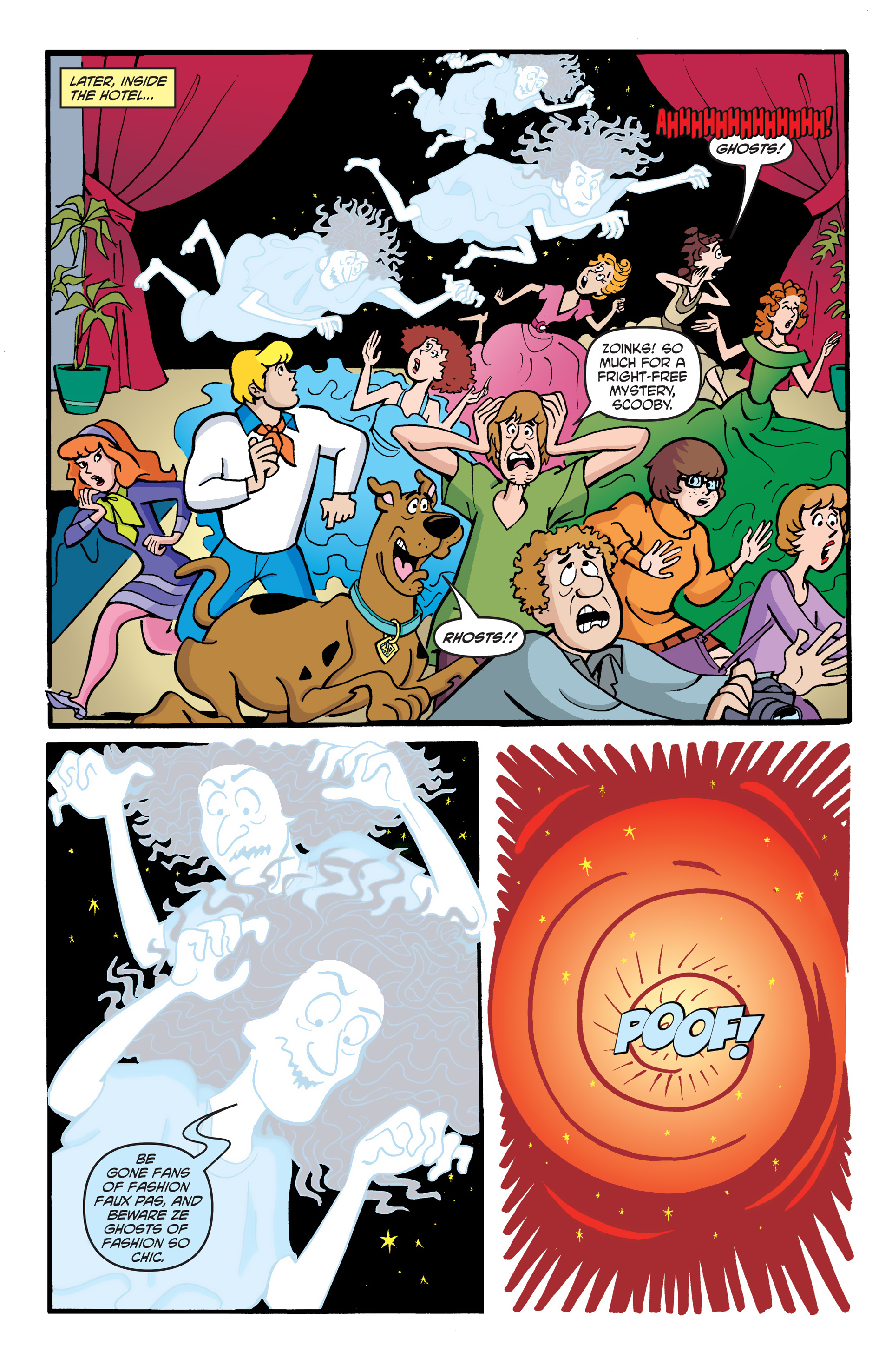 Read online Scooby-Doo: Where Are You? comic -  Issue #51 - 13