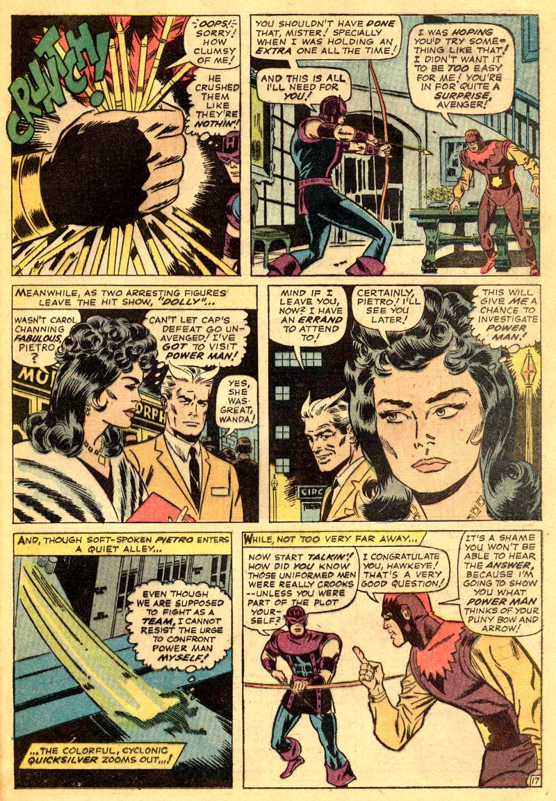 The Avengers (1963) 21 Page 24