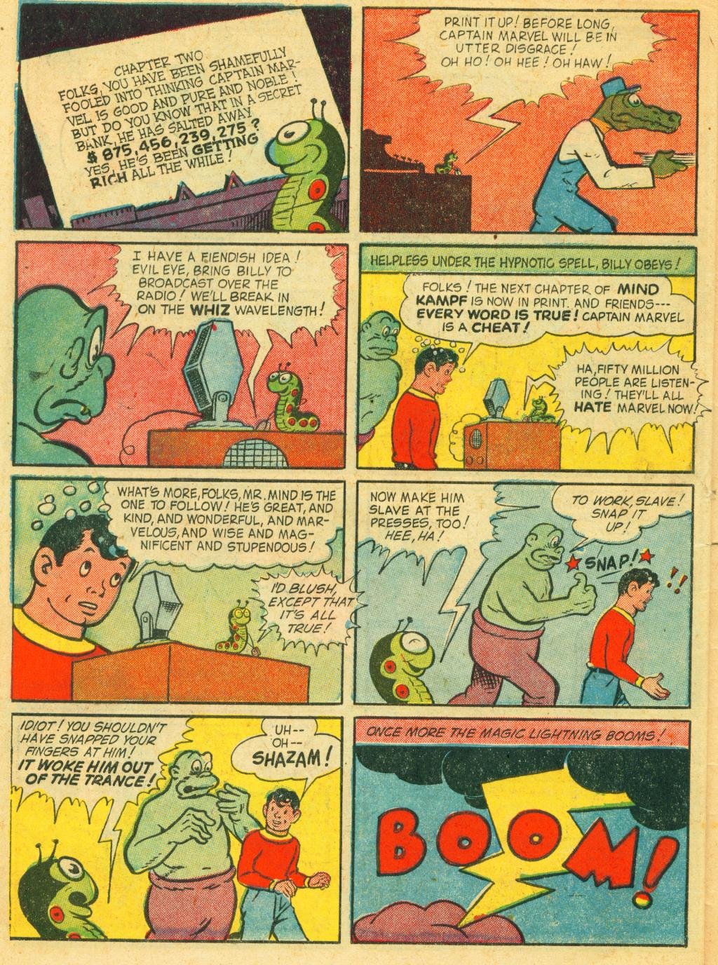 Captain Marvel Adventures issue 41 - Page 46