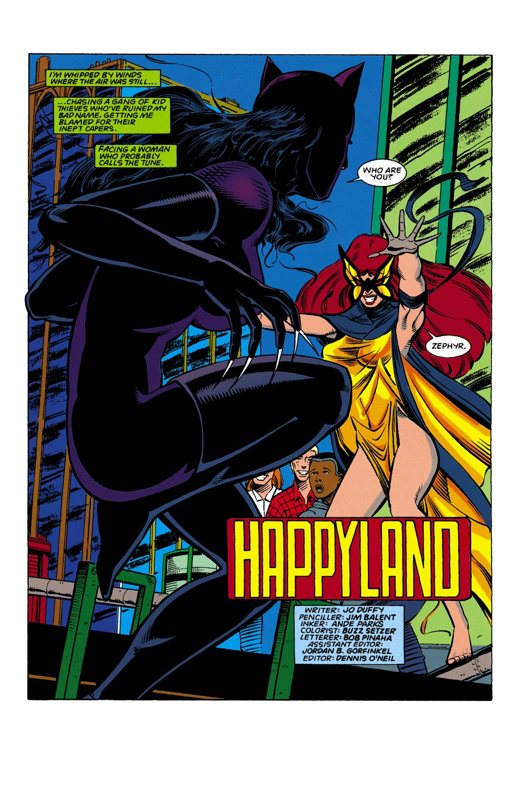 Catwoman (1993) Issue #9 #14 - English 2