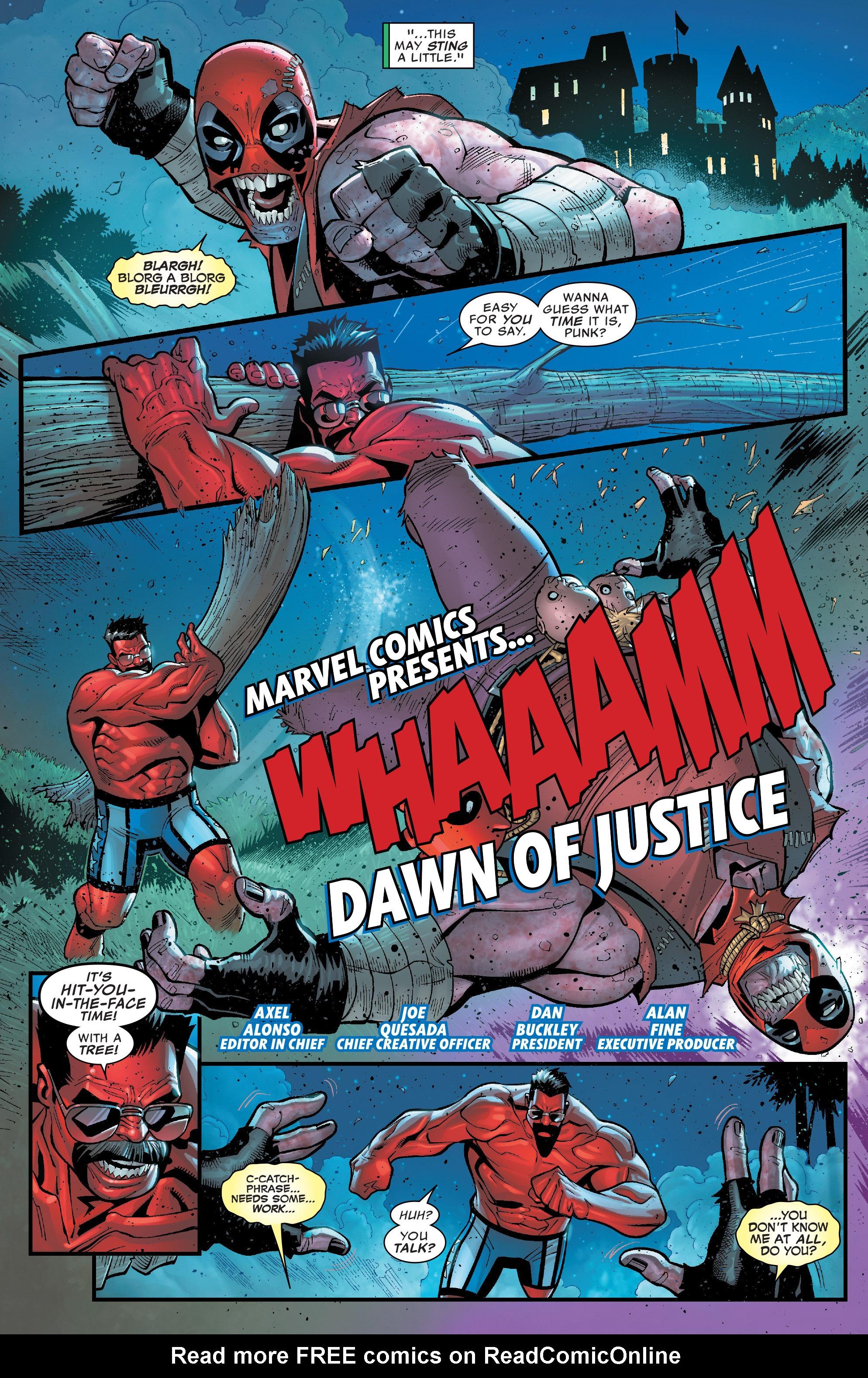 Read online U.S.Avengers comic -  Issue #4 - 15
