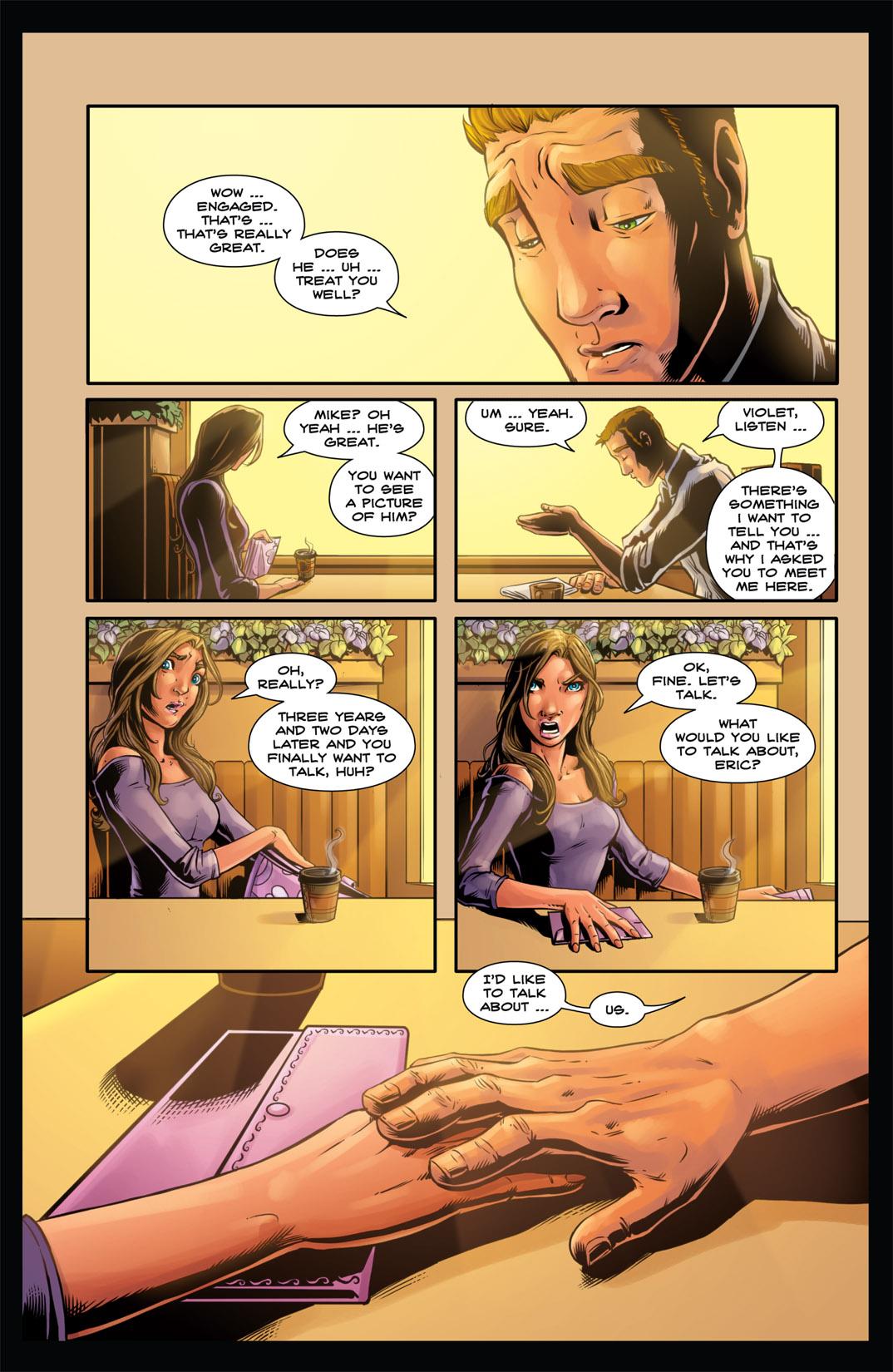 Read online Nightmare World comic -  Issue # Vol. 1 Thirteen Tales of Terror - 121