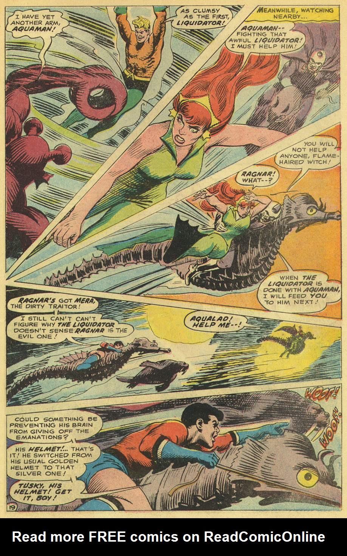 Read online Aquaman (1962) comic -  Issue #38 - 27