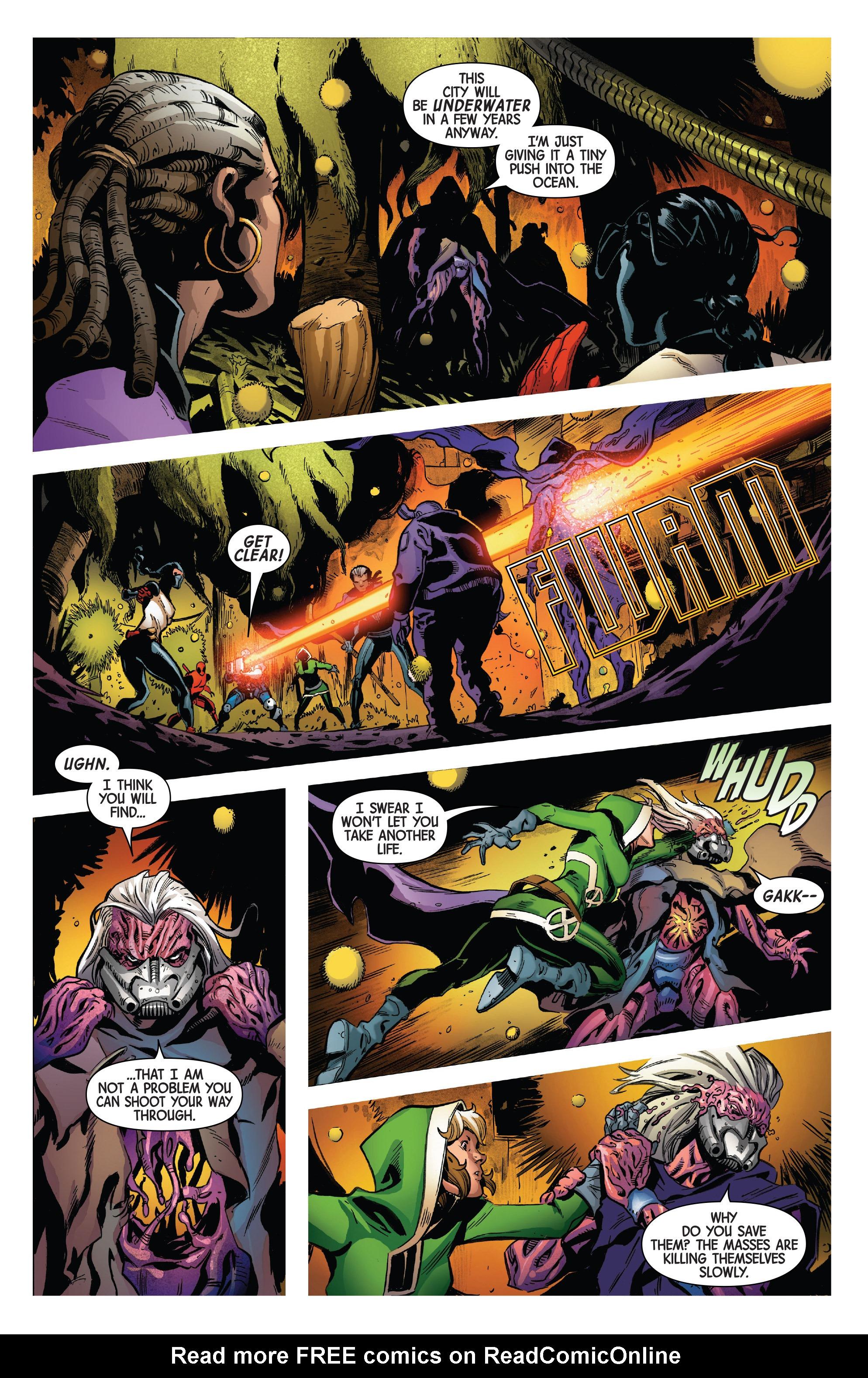 Read online Uncanny Avengers [II] comic -  Issue #3 - 16