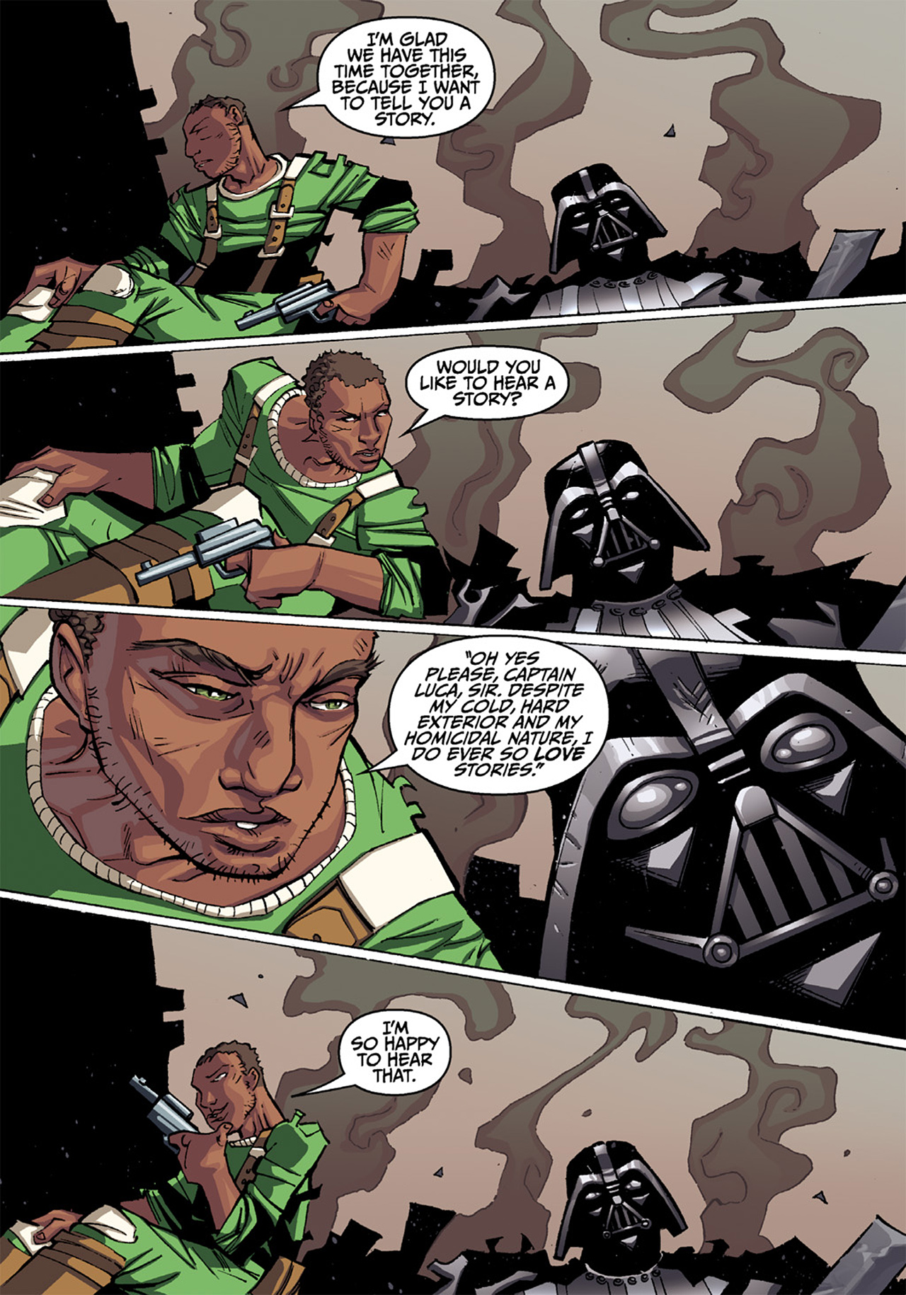 Read online Star Wars Omnibus comic -  Issue # Vol. 33 - 278