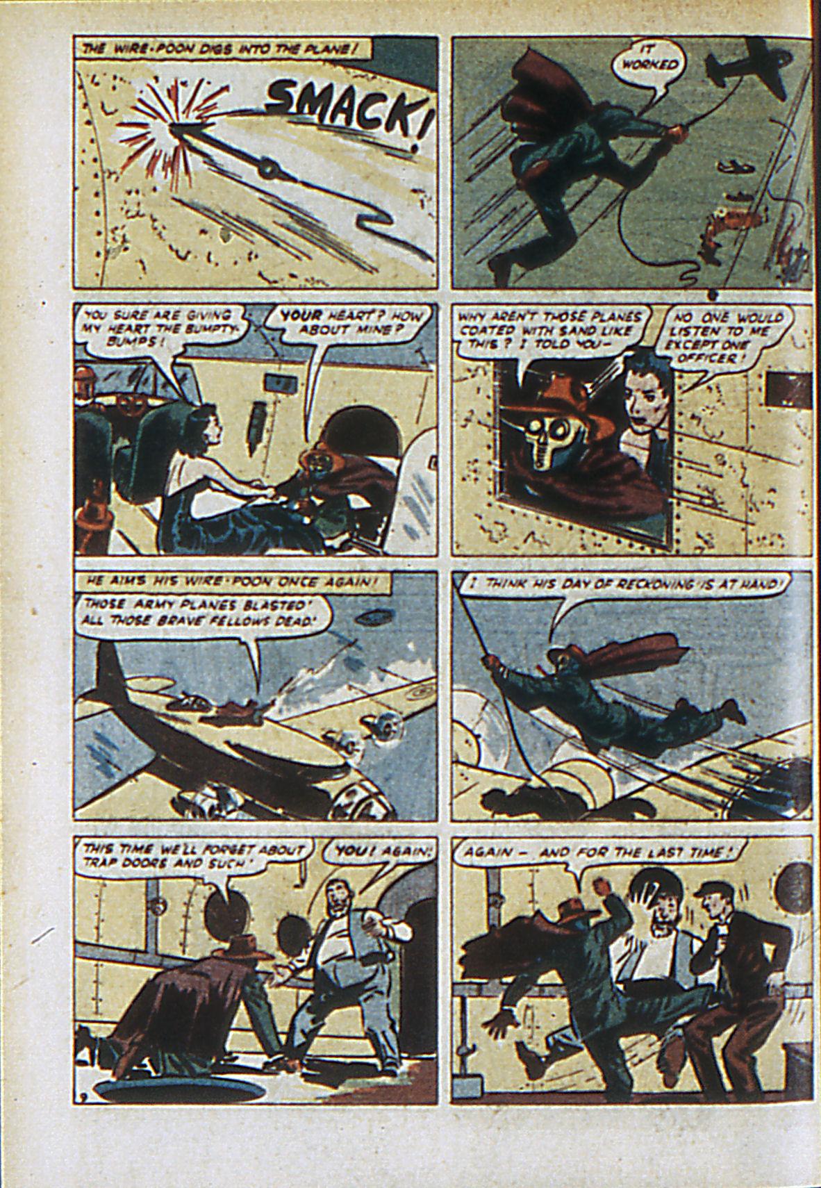 Read online Adventure Comics (1938) comic -  Issue #61 - 65