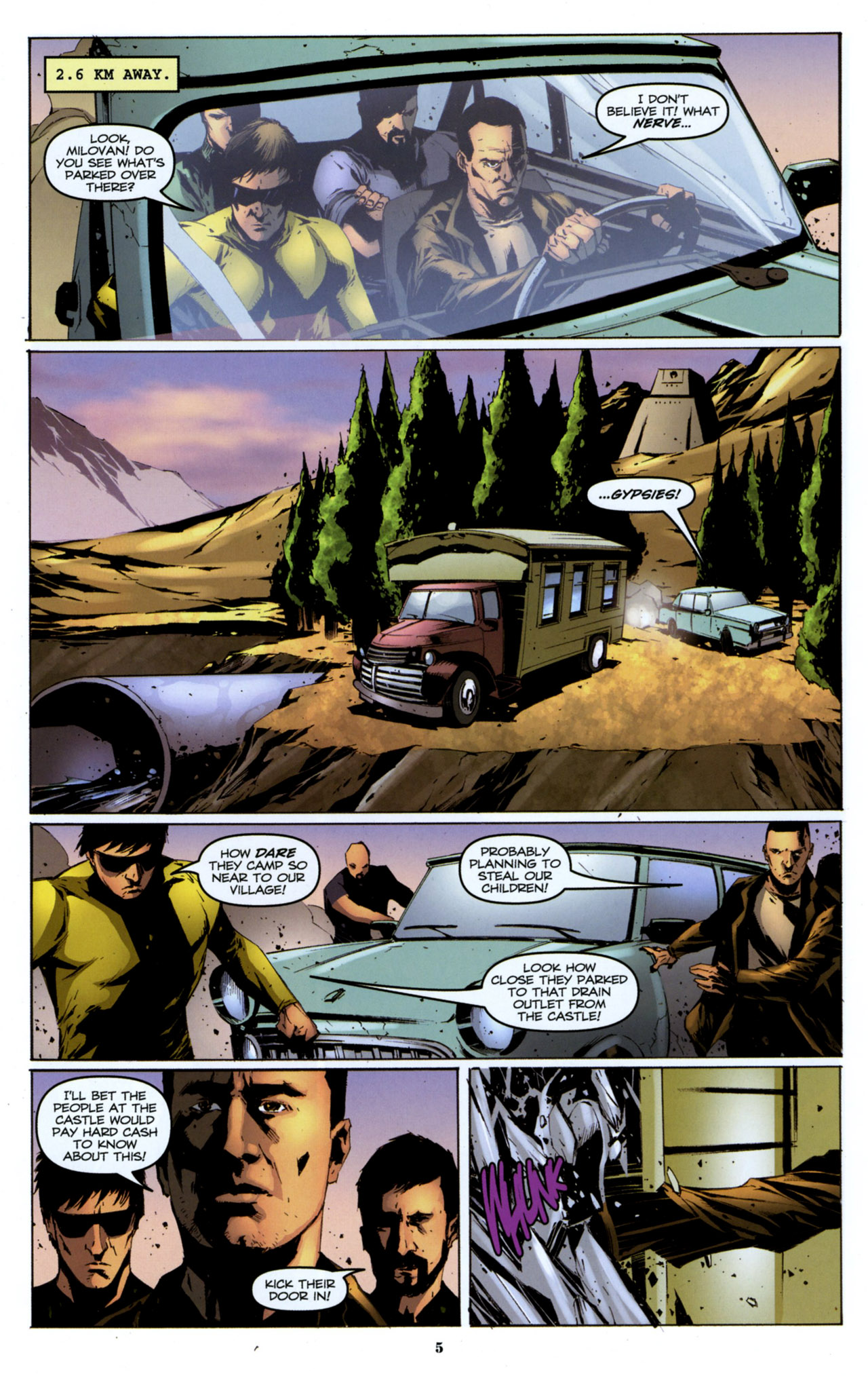 G.I. Joe: A Real American Hero 158 Page 6