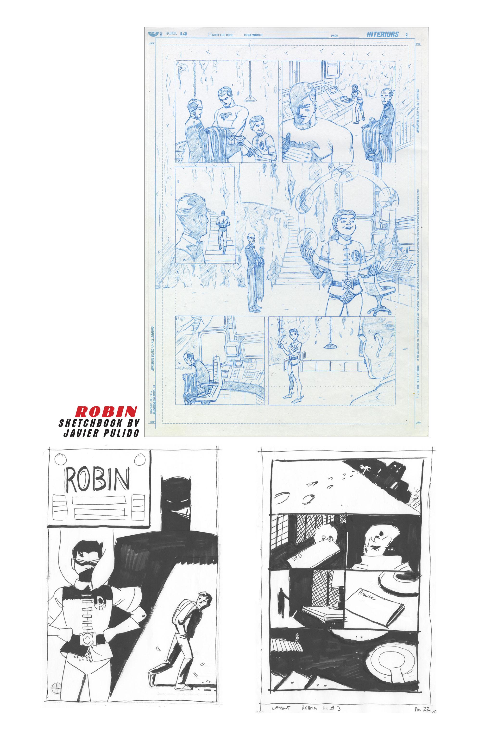 Read online Batgirl/Robin: Year One comic -  Issue # TPB 2 - 207