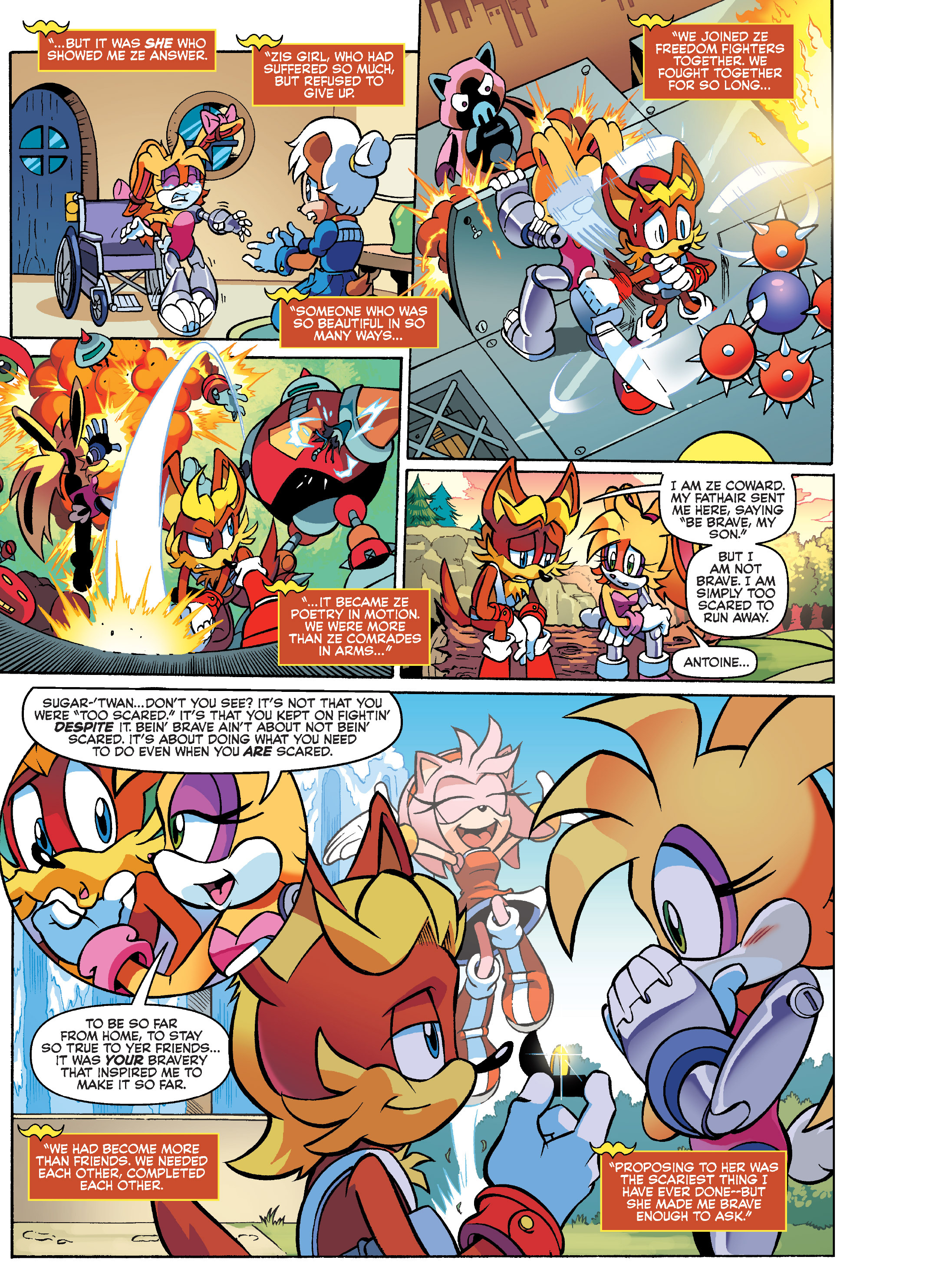 Read online Sonic Super Digest comic -  Issue #8 - 5