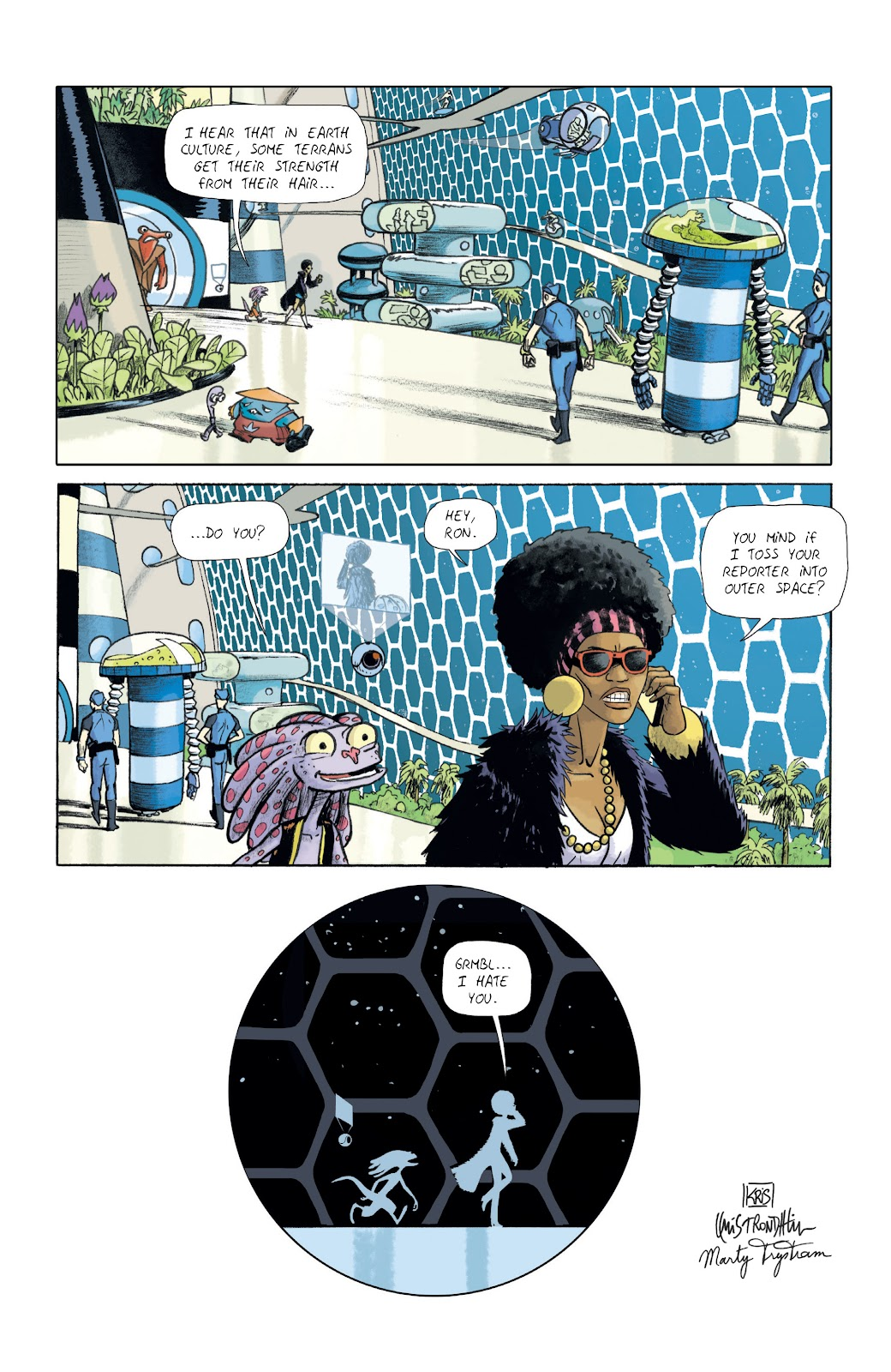 Read online Infinity 8 comic -  Issue #12 - 31
