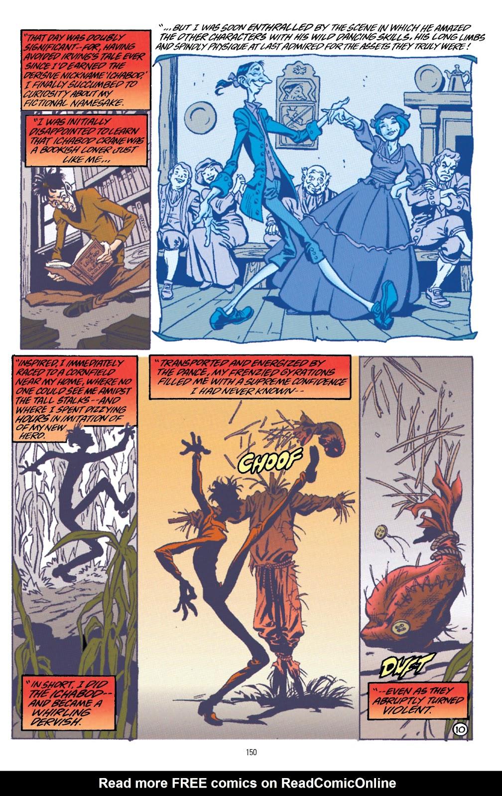 Read online Batman Arkham: Scarecrow comic -  Issue # TPB (Part 2) - 50
