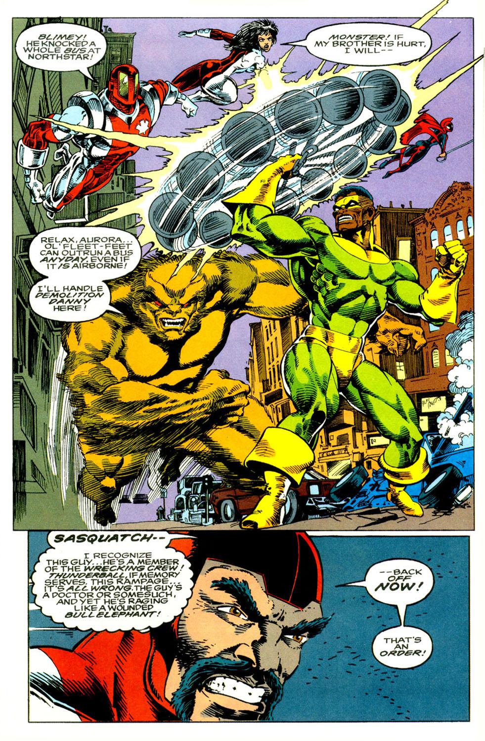 Read online Alpha Flight (1983) comic -  Issue #118 - 14