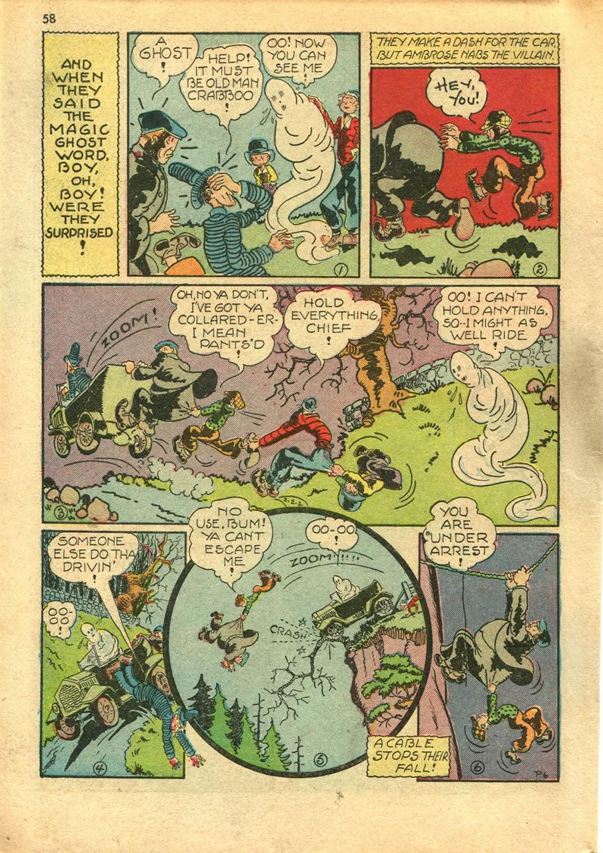 Read online Super-Magician Comics comic -  Issue #14 - 57