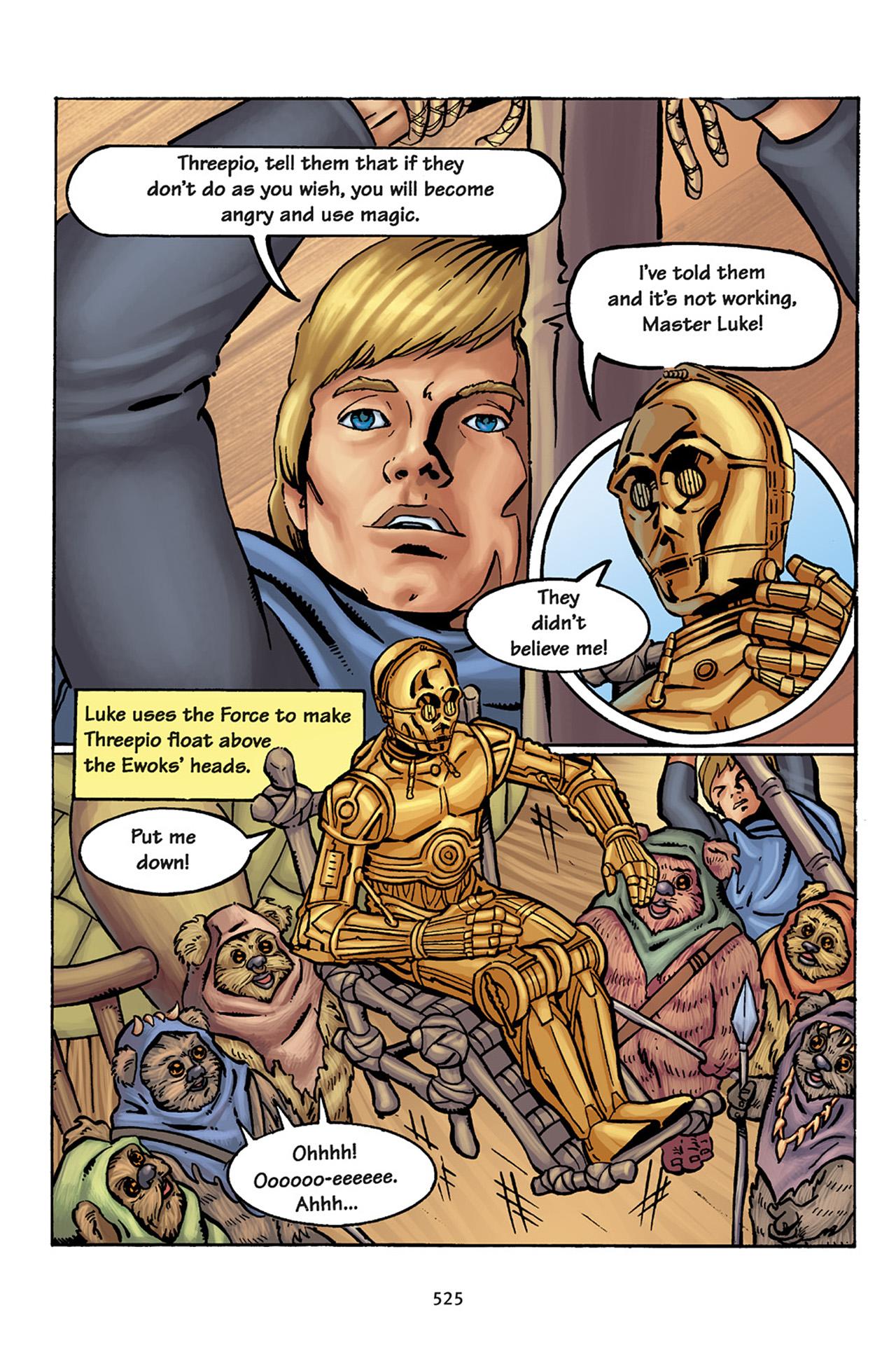 Read online Star Wars Omnibus comic -  Issue # Vol. 23.5 - 269
