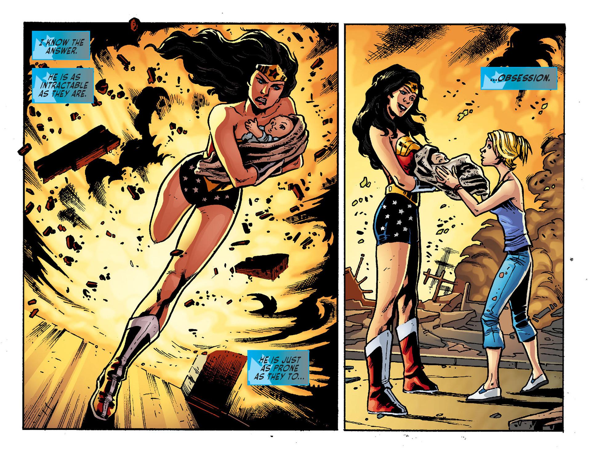 Read online Sensation Comics Featuring Wonder Woman comic -  Issue #2 - 6