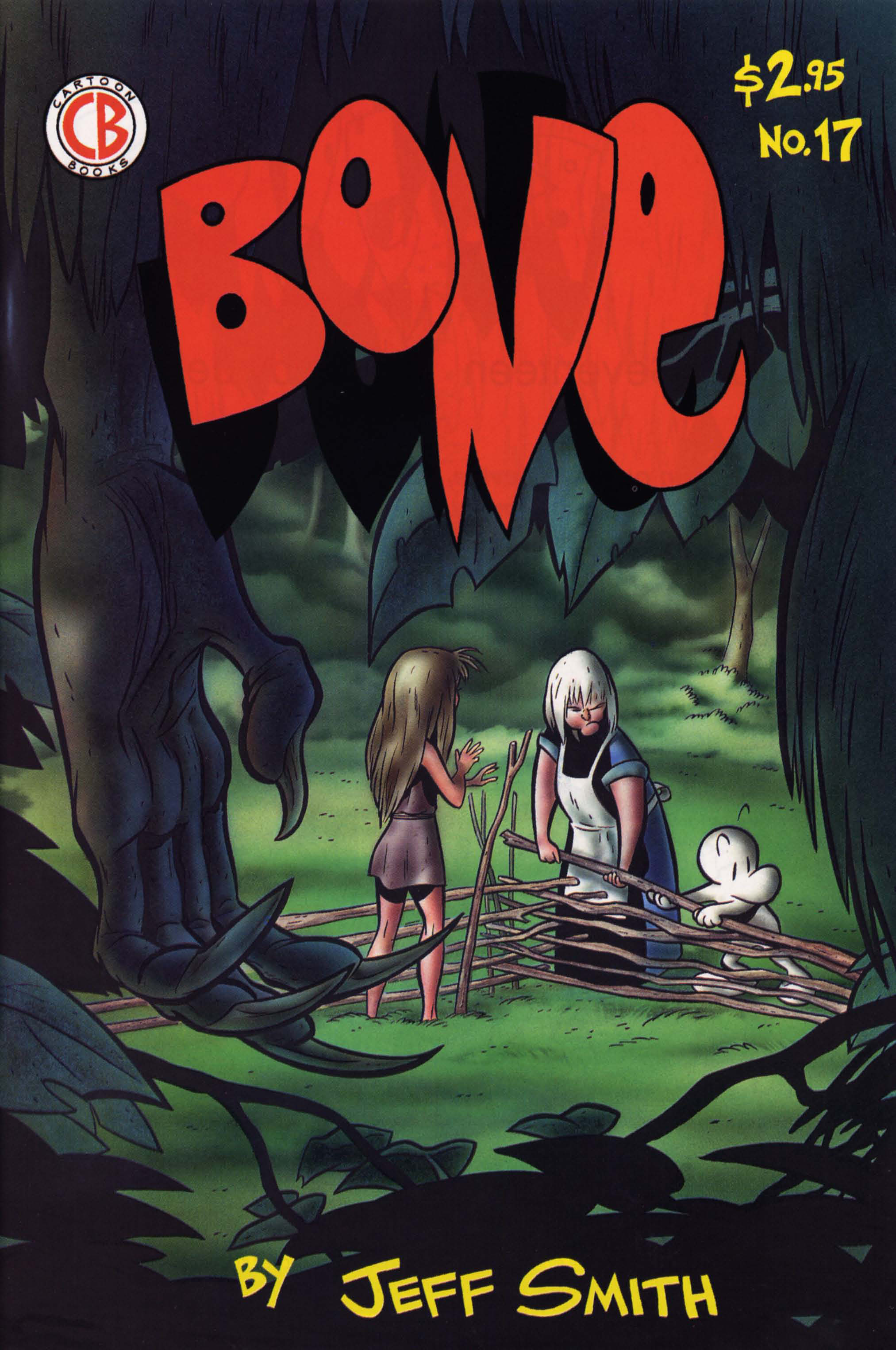 Bone 1991 Issue 17