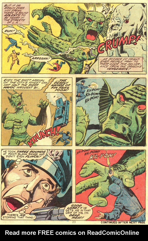 Read online Astonishing Tales (1970) comic -  Issue #24 - 16