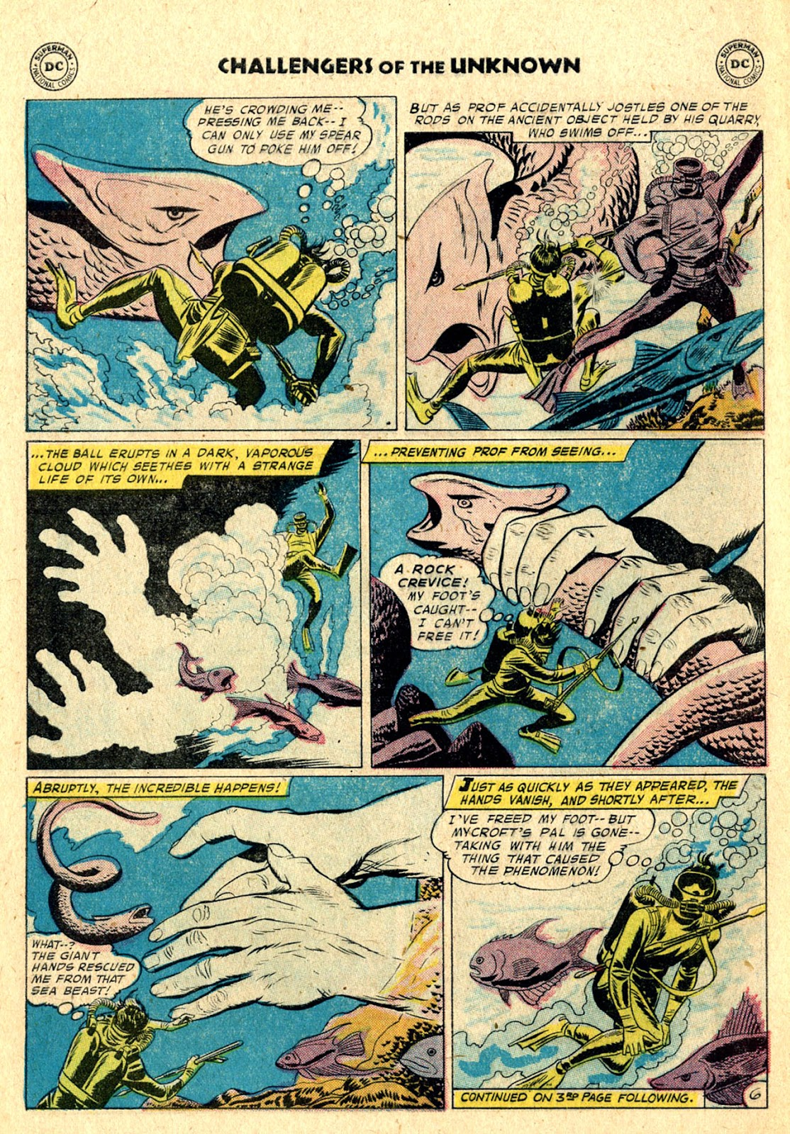 Challengers of the Unknown (1958) issue 3 - Page 8