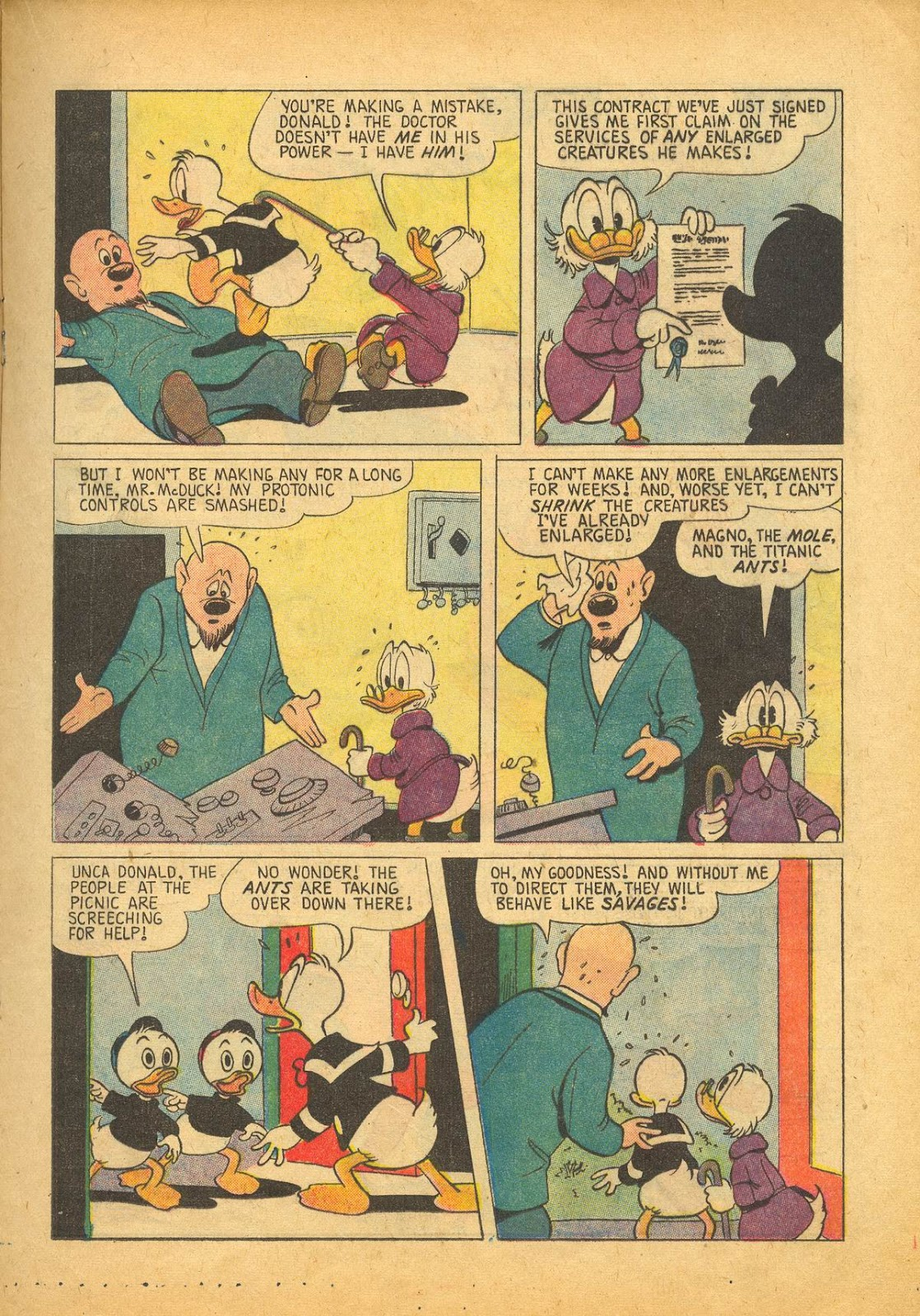 Walt Disney's Donald Duck (1952) issue 60 - Page 1