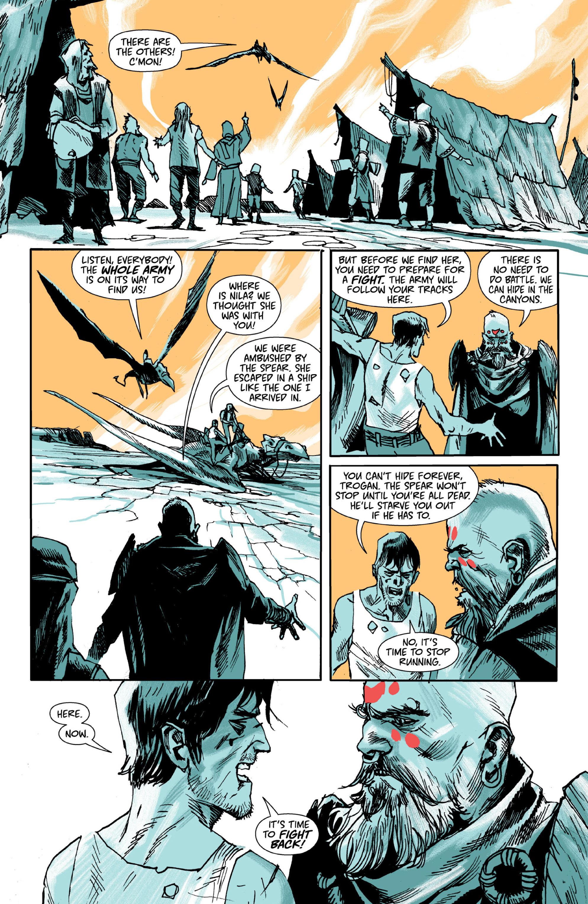 Read online Ei8ht comic -  Issue # TPB - 100