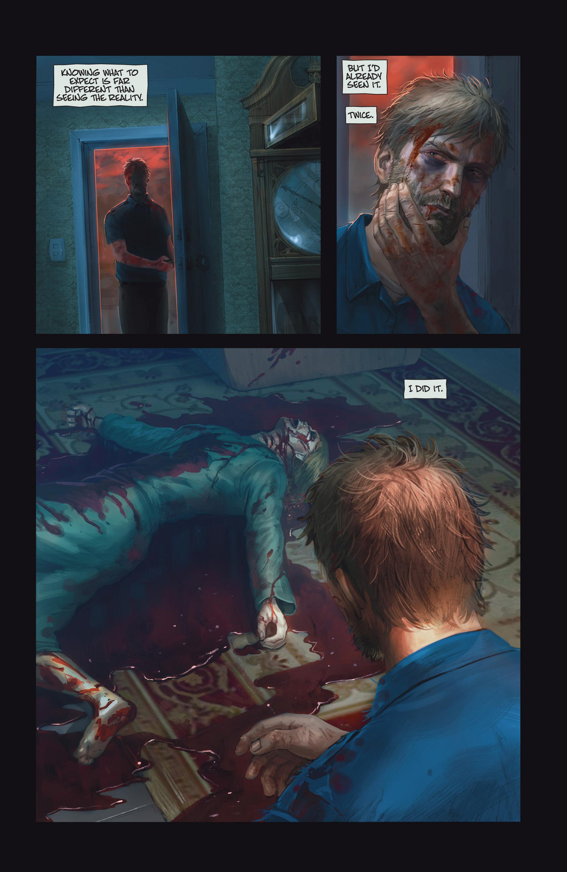 Read online Abattoir comic -  Issue #6 - 16