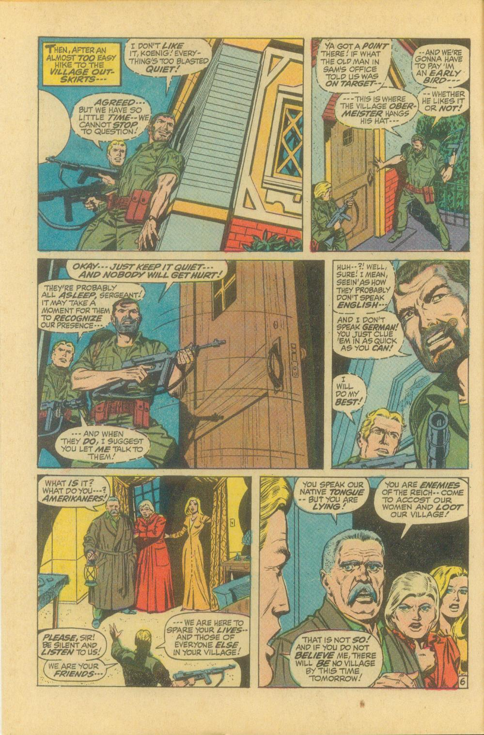 Read online Sgt. Fury comic -  Issue #94 - 10