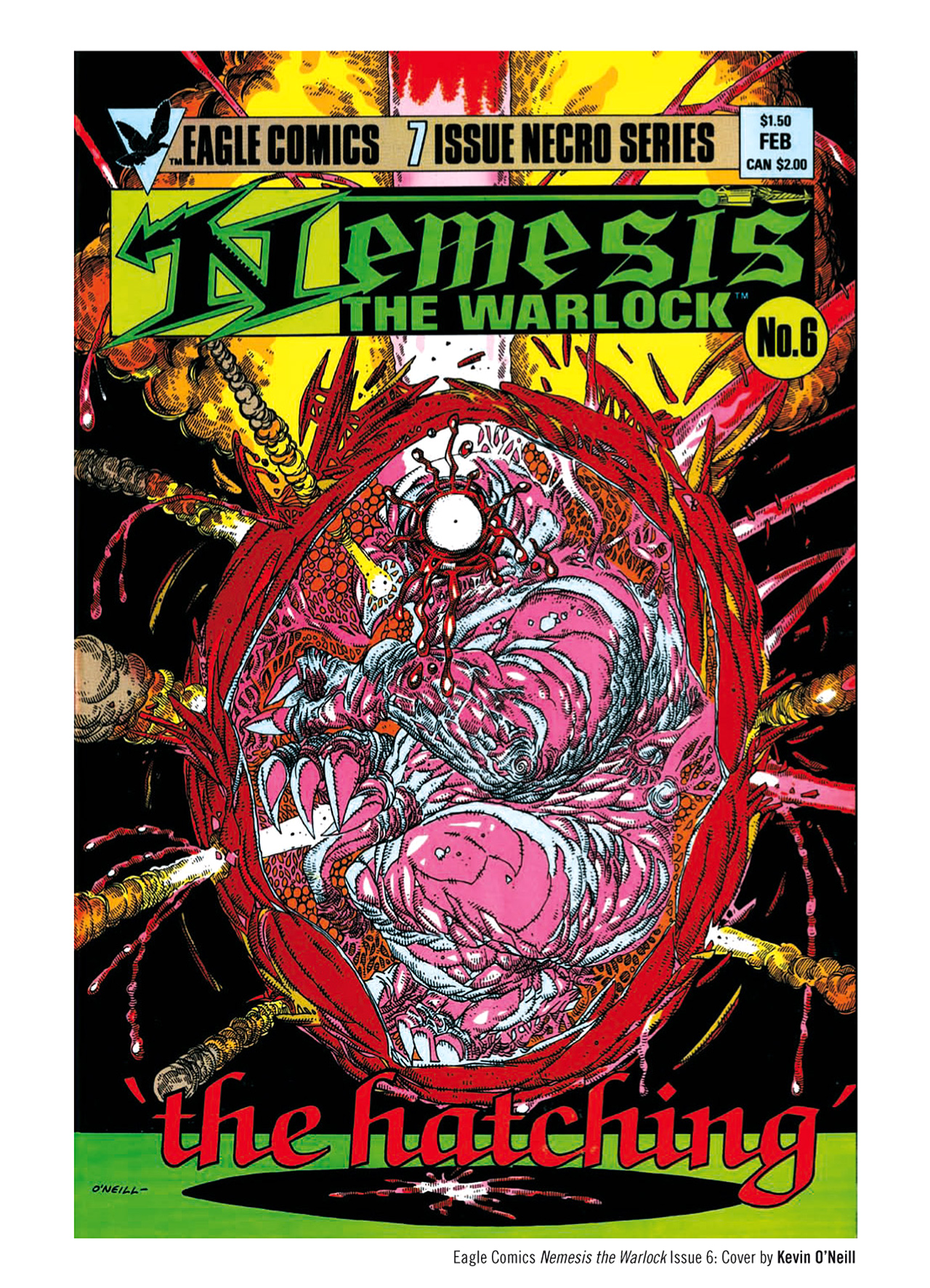 Read online Nemesis The Warlock comic -  Issue # TPB Deviant Edition - 227