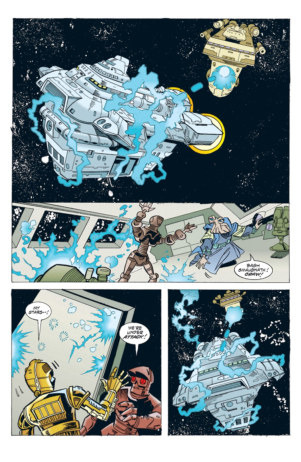 Read online Star Wars Legends Epic Collection: The Empire comic -  Issue # TPB 5 (Part 4) - 75