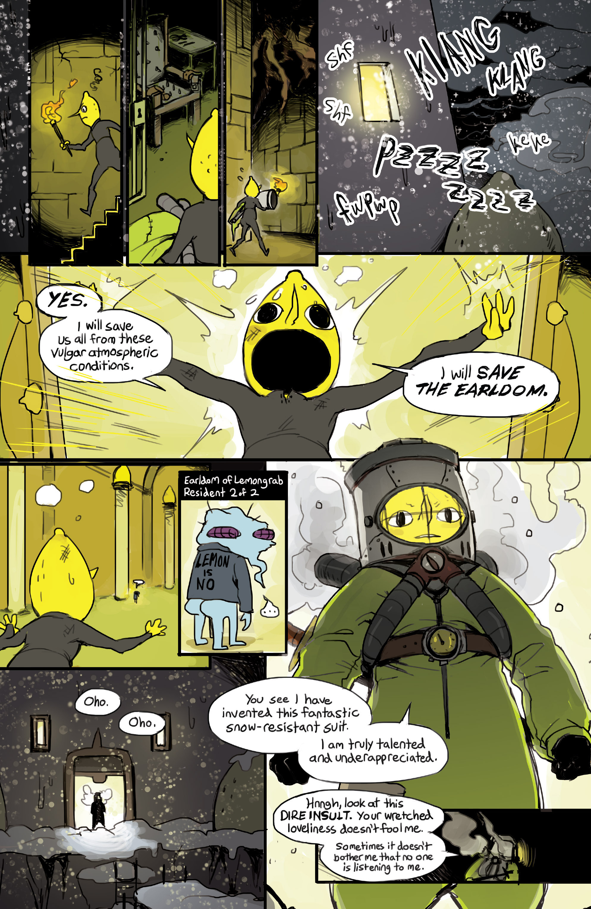 Read online Adventure Time 2014 Winter Special comic -  Issue #Adventure Time 2014 Winter Special Full - 24