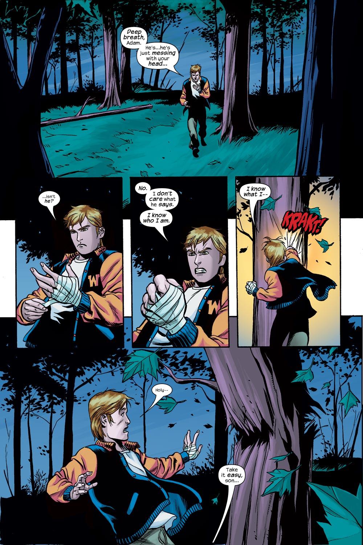 Read online Machine Teen comic -  Issue #3 - 11
