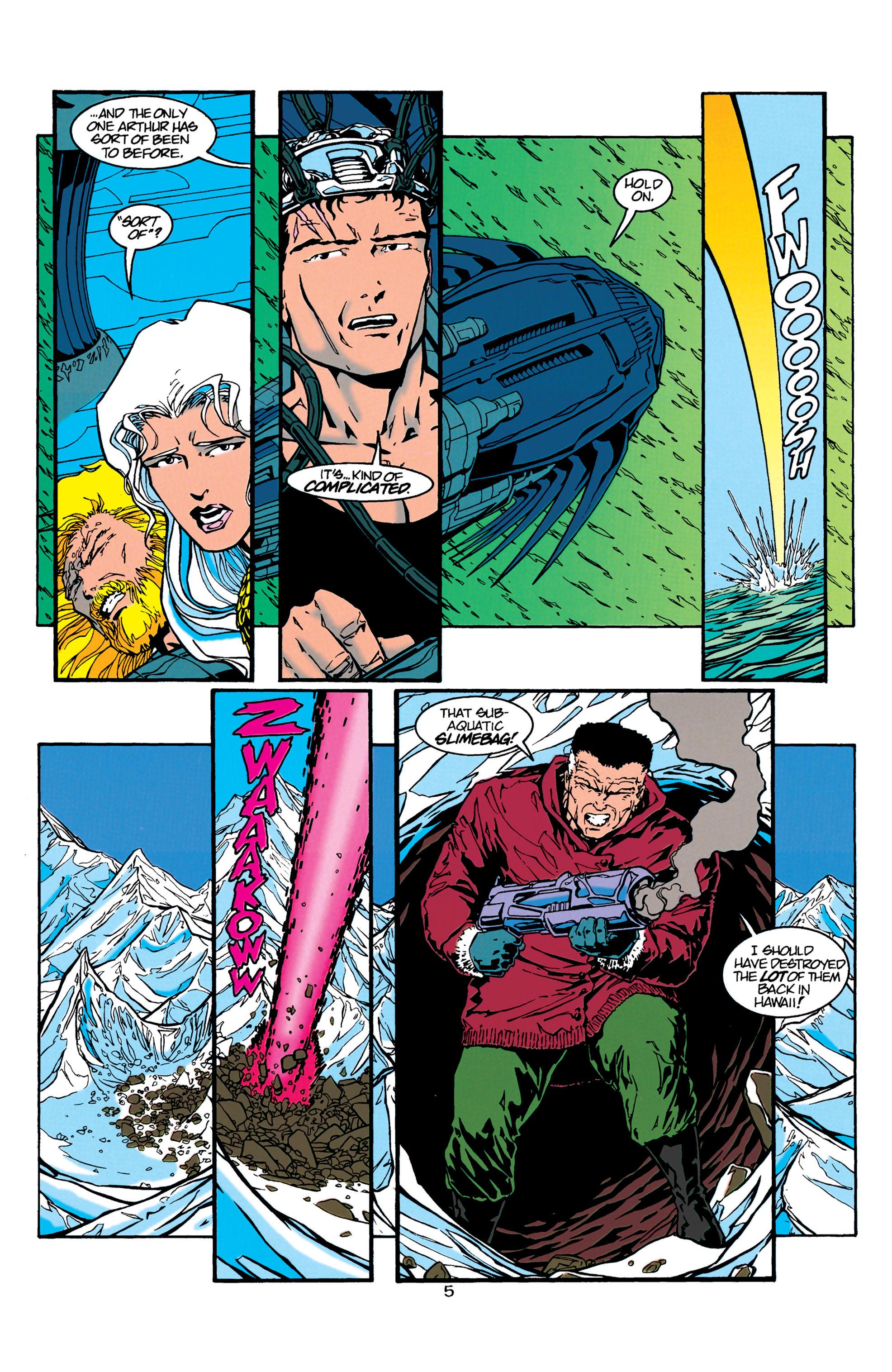 Read online Aquaman (1994) comic -  Issue #21 - 6