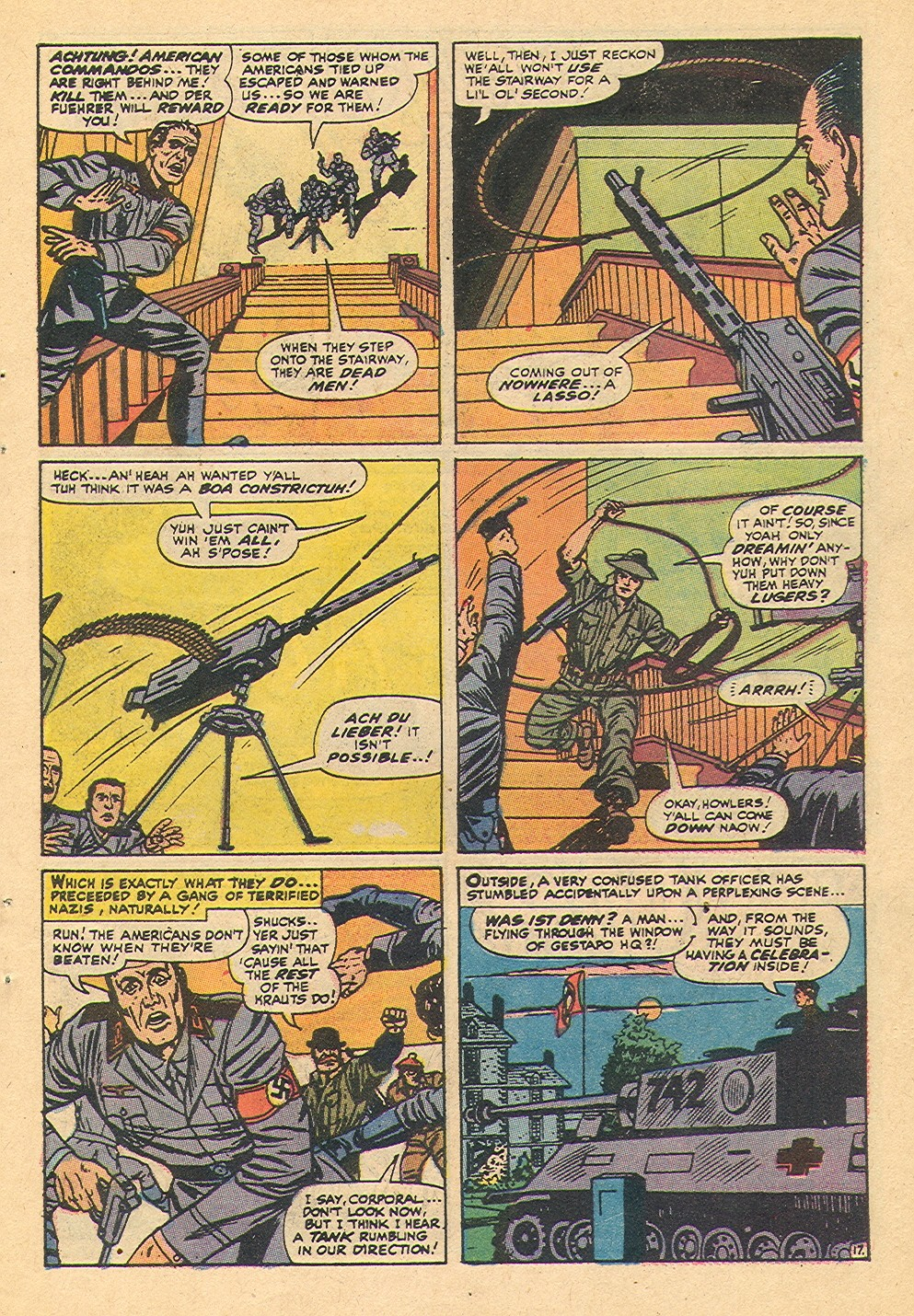 Read online Sgt. Fury comic -  Issue #92 - 43