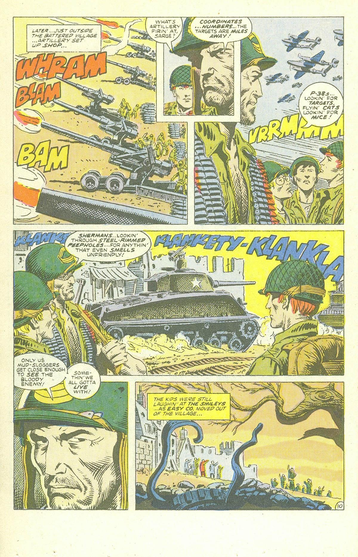 Read online Sgt. Rock comic -  Issue #409 - 15