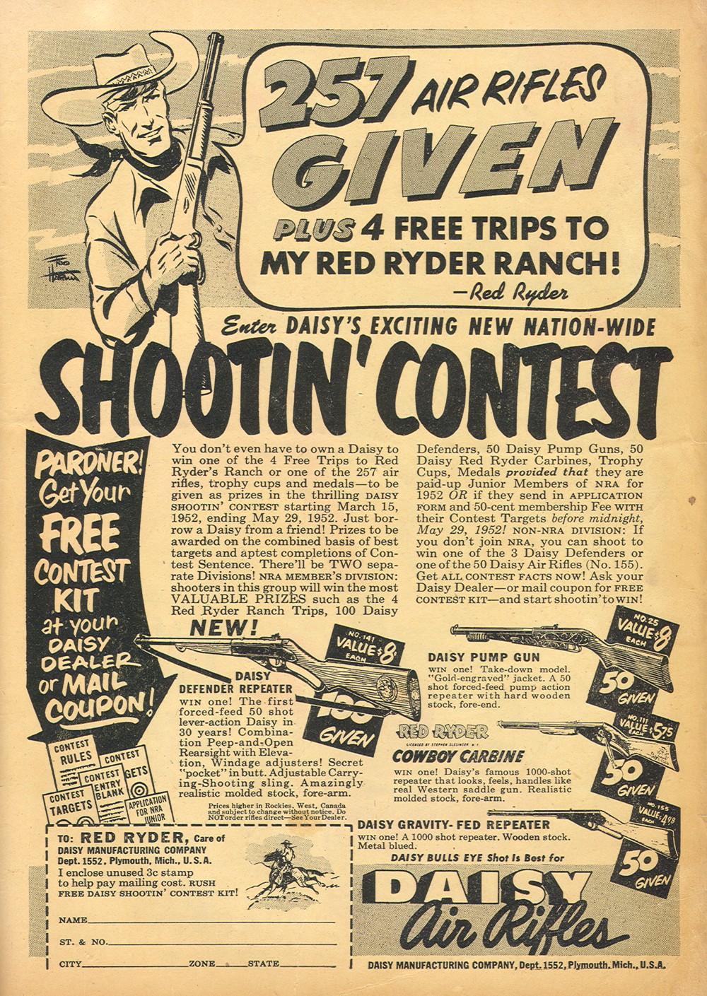 Read online Adventure Comics (1938) comic -  Issue #176 - 43