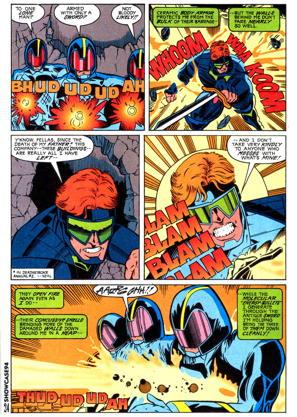 Read online Showcase '94 comic -  Issue #2 - 20