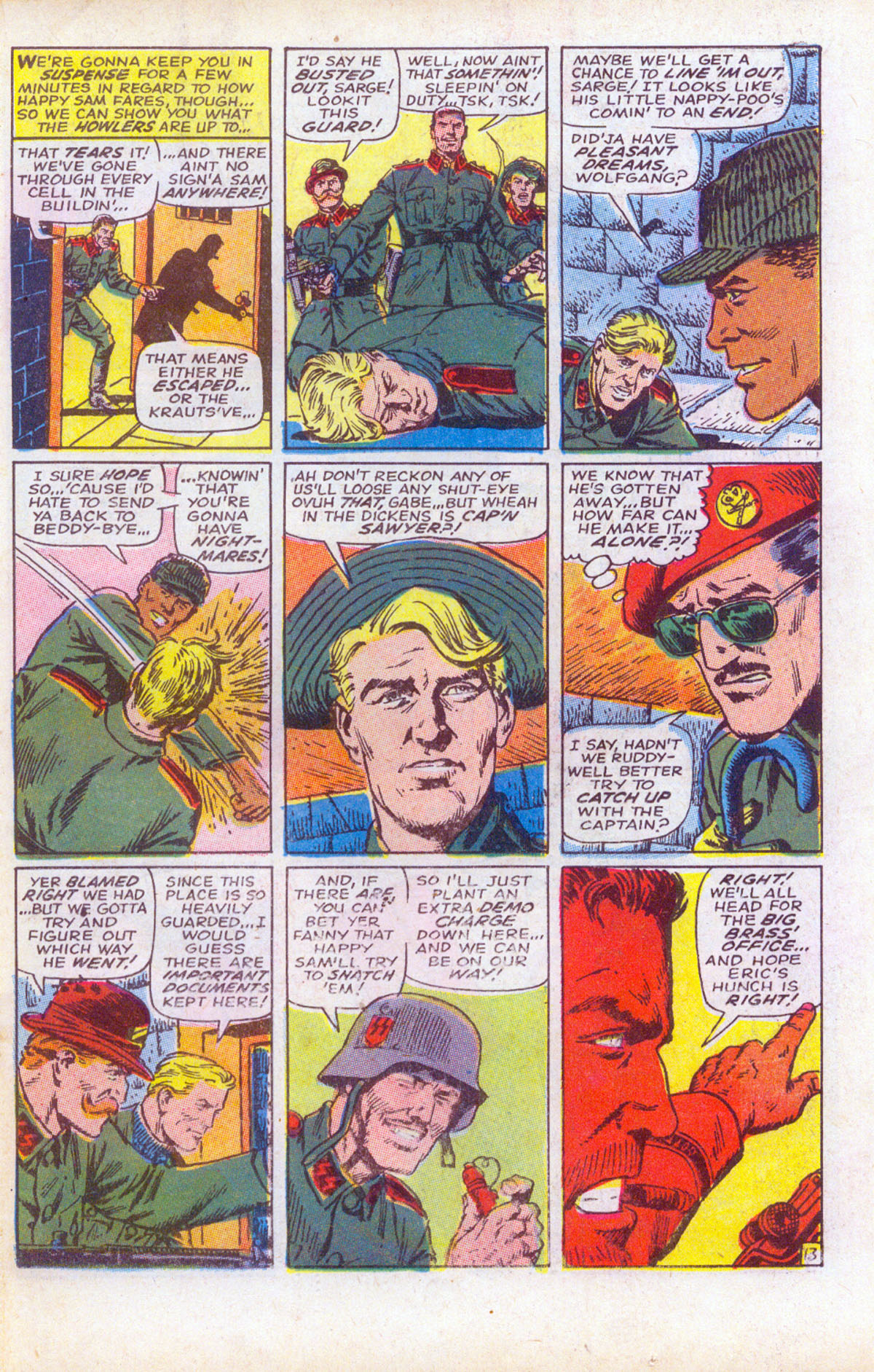 Read online Sgt. Fury comic -  Issue #61 - 19