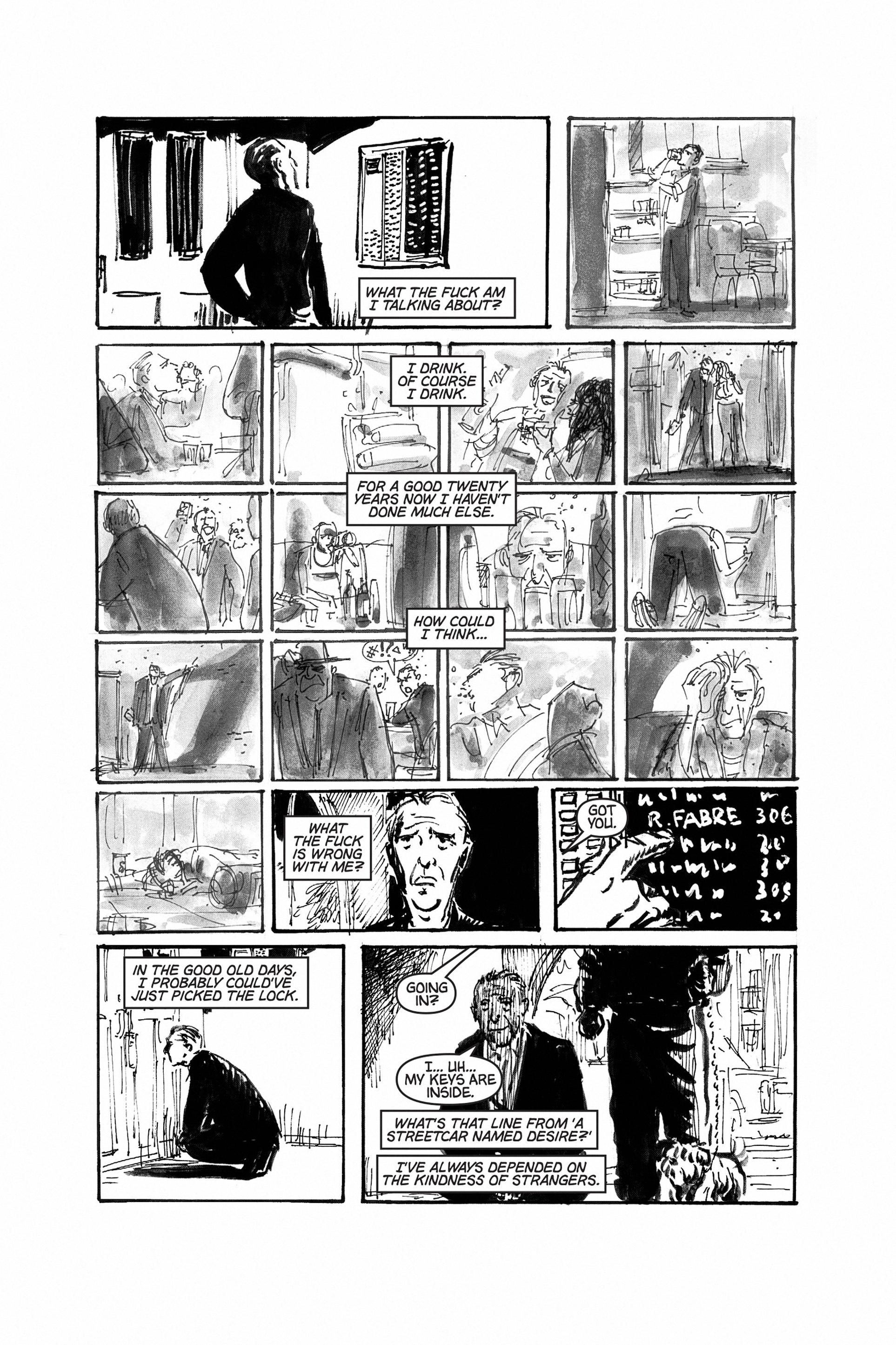 Read online Tumor comic -  Issue # TPB - 45