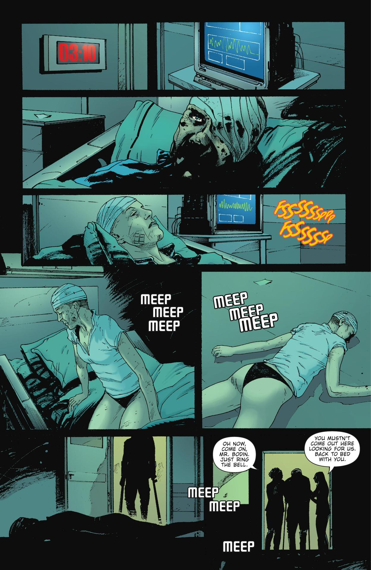 Read online The Girl Who Kicked The Hornet's Nest comic -  Issue # TPB - 88