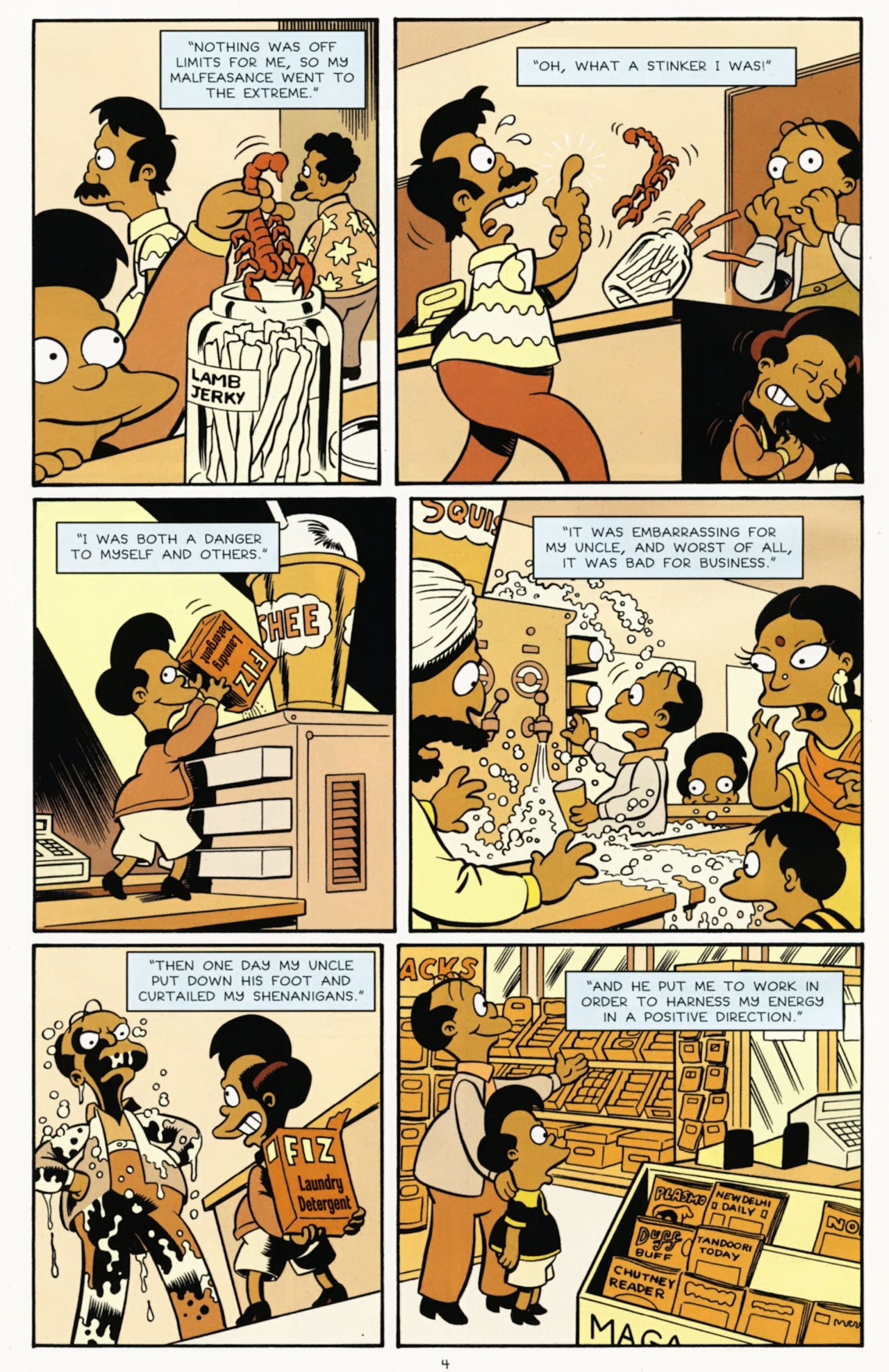 Read online Simpsons Comics Presents Bart Simpson comic -  Issue #60 - 5