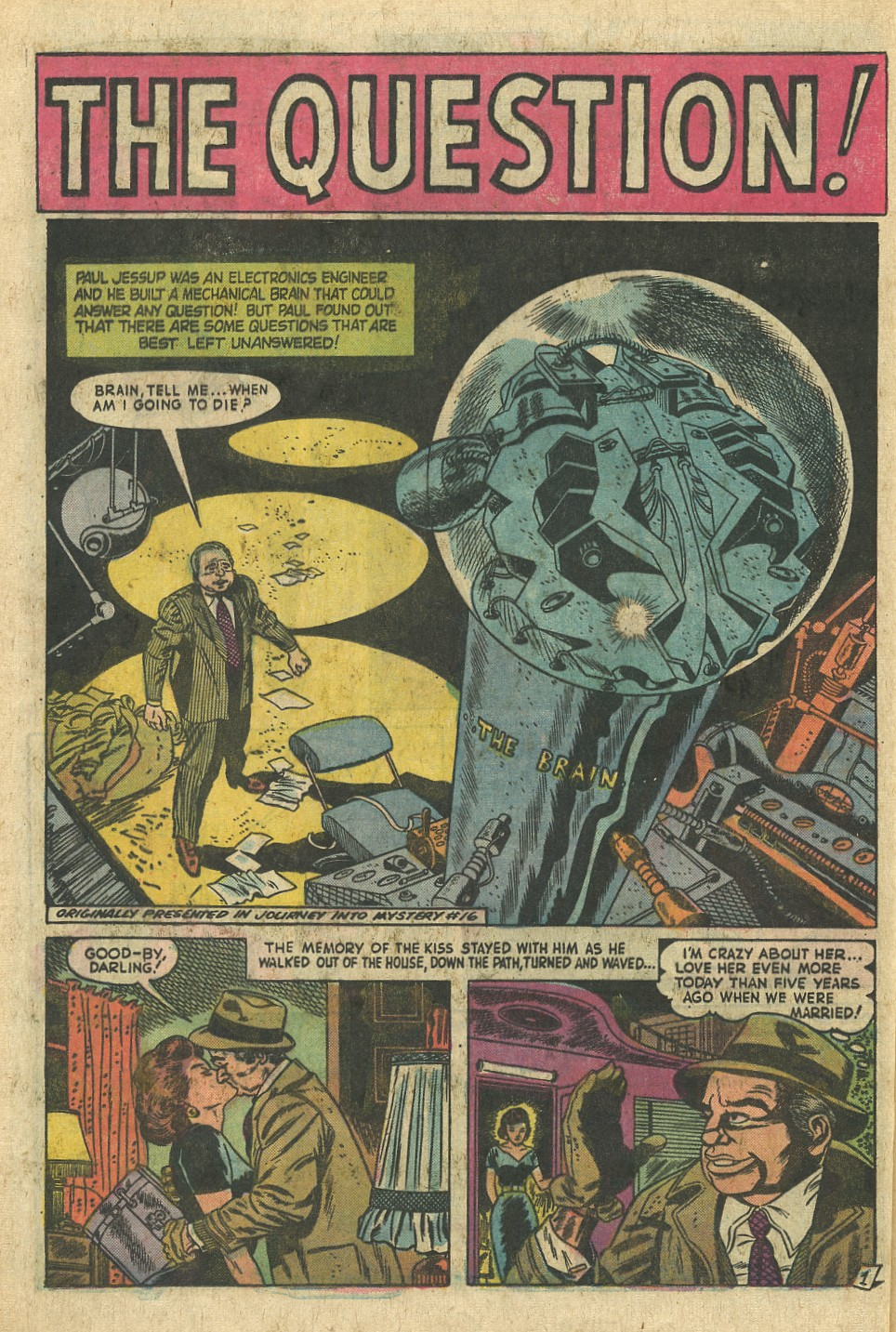 Journey Into Mystery (1972) issue 12 - Page 20