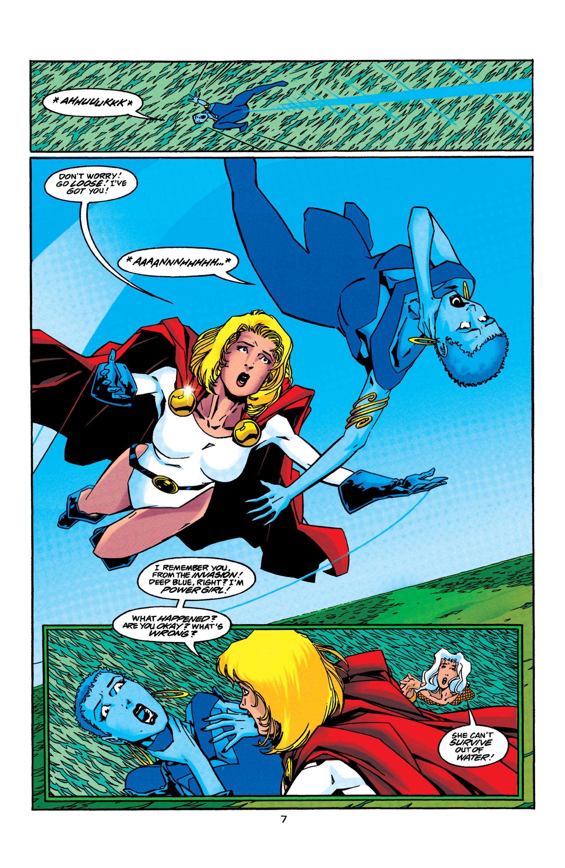 Read online Aquaman (1994) comic -  Issue #41 - 8