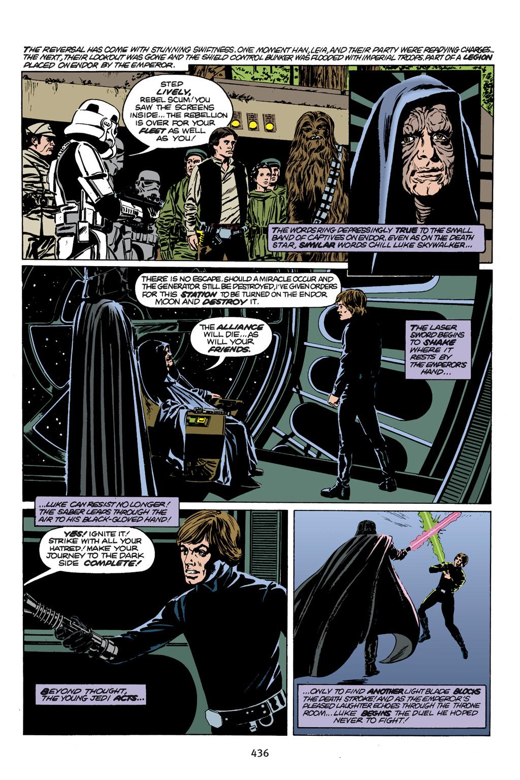 Read online Star Wars Omnibus comic -  Issue # Vol. 18.5 - 153