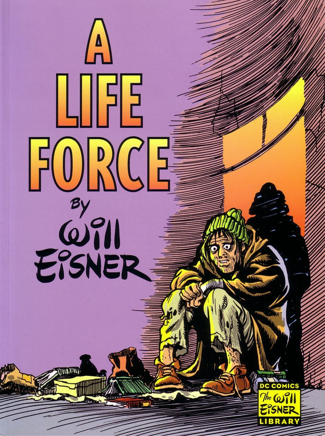 Read online A Life Force comic -  Issue #A Life Force TPB - 1