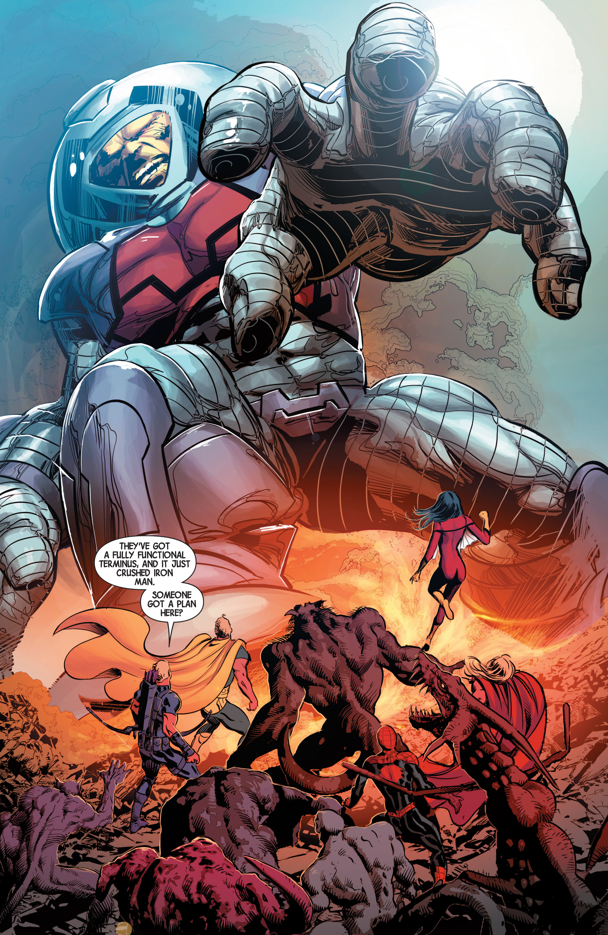 Read online Avengers (2013) comic -  Issue #Avengers (2013) _TPB 3 - 41