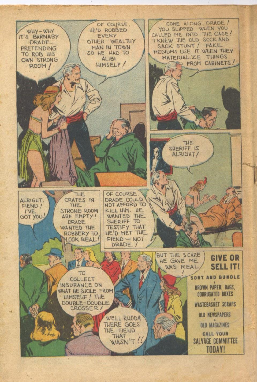 Read online Super-Magician Comics comic -  Issue #37 - 49